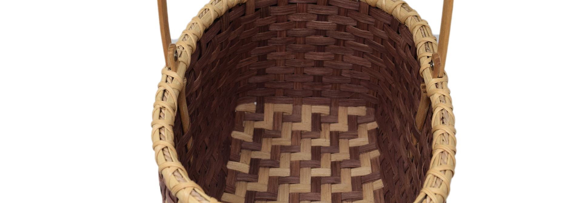 Double Wall Twill Basket