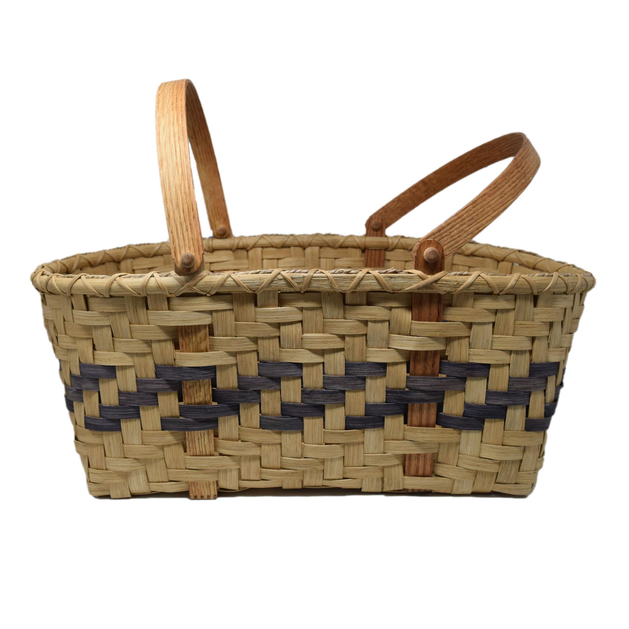 Family Picnic Basket-1