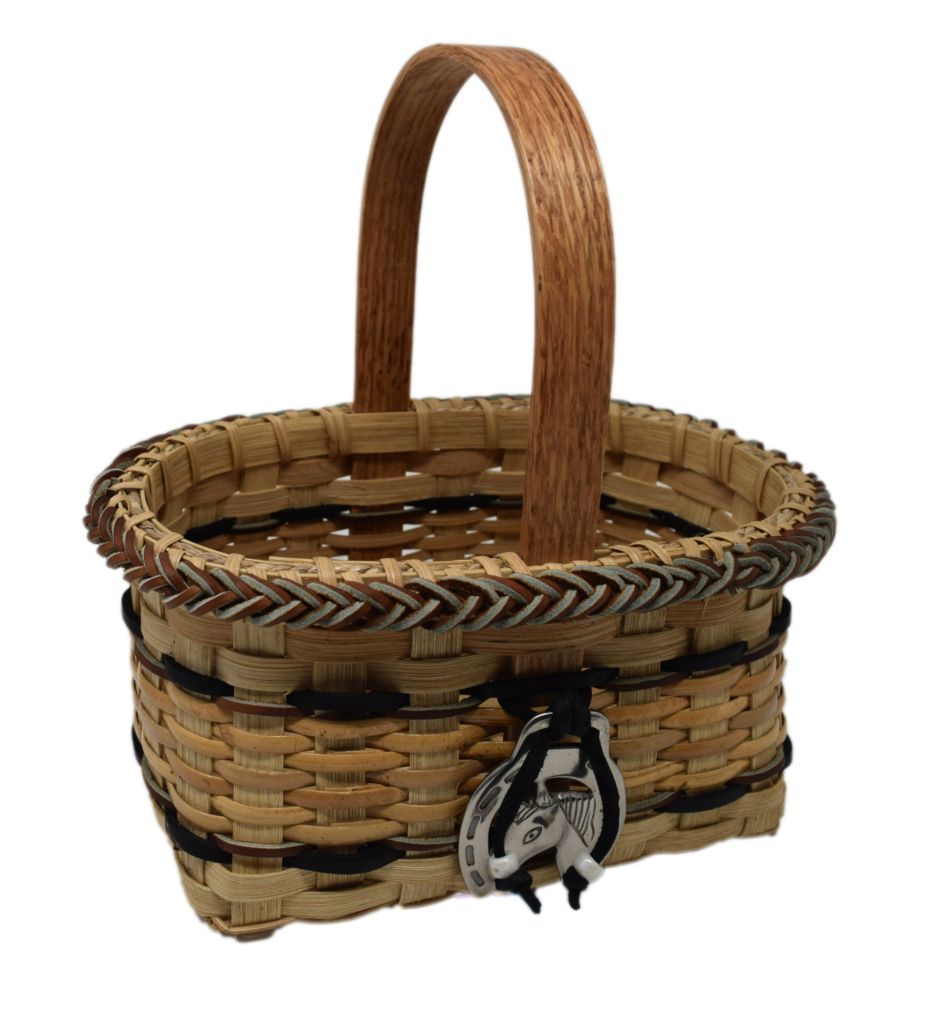 Horse Lover's Gift Basket-3