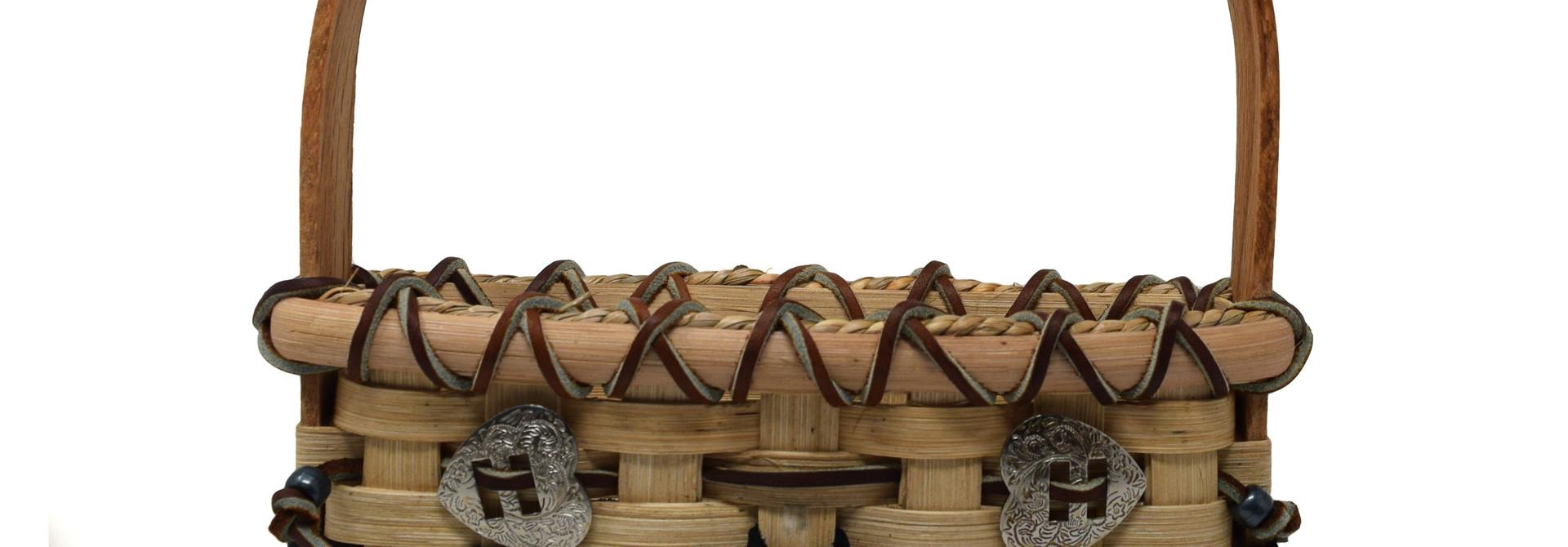 Horse Lover's Key/Peg Basket