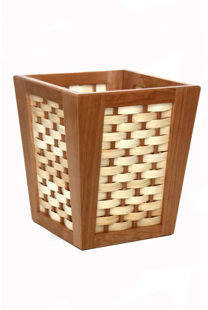 4 Square Basket Cherry