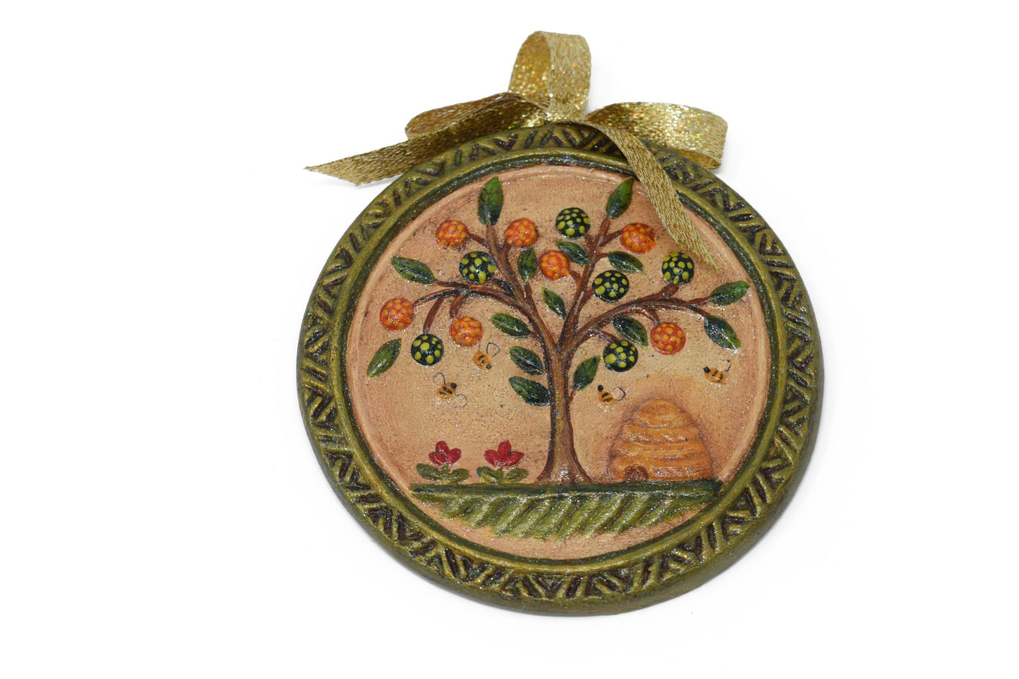 Bees Wax Ornament-4