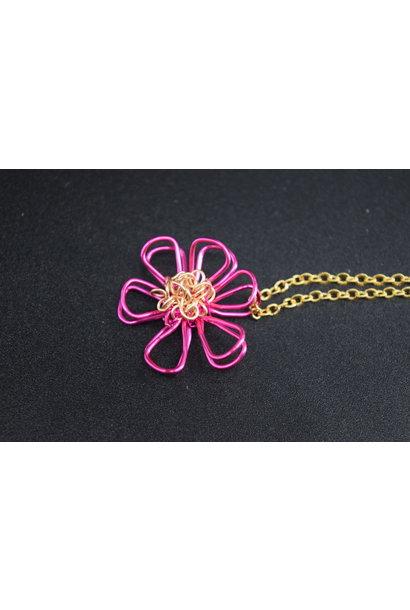 Mini Blossom Pendant
