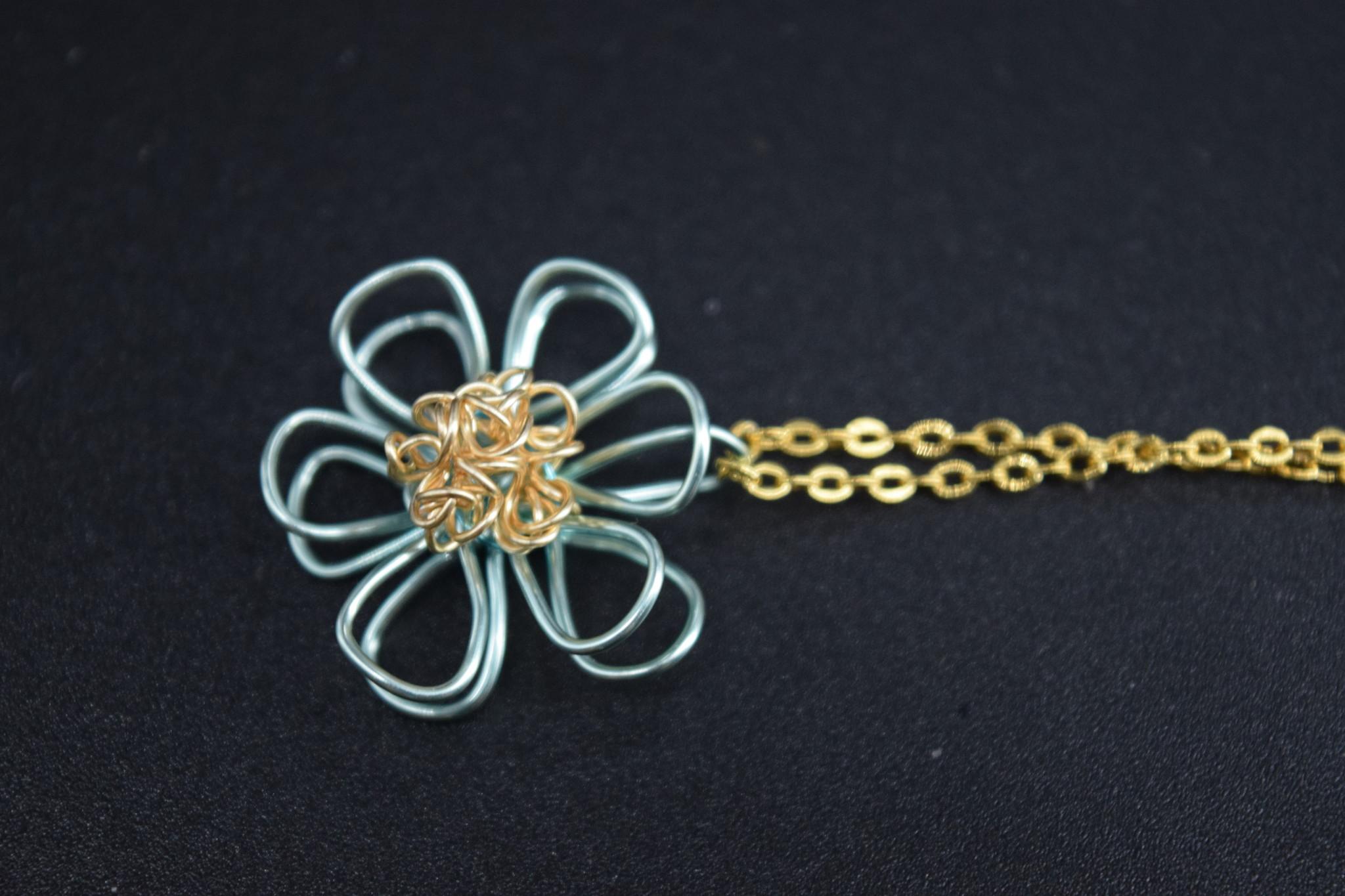 Mini Blossom Pendant-4
