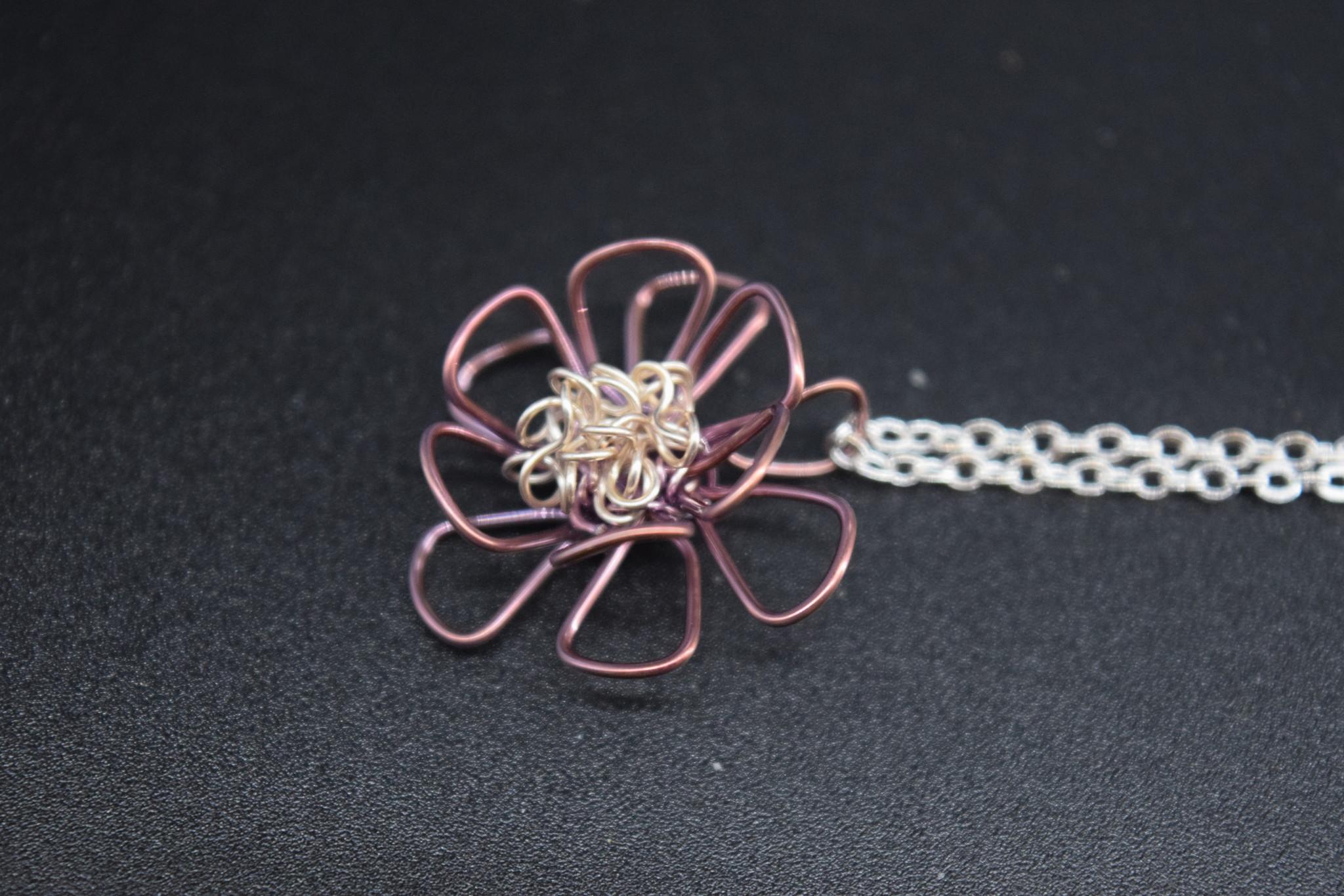 Mini Blossom Pendant-5