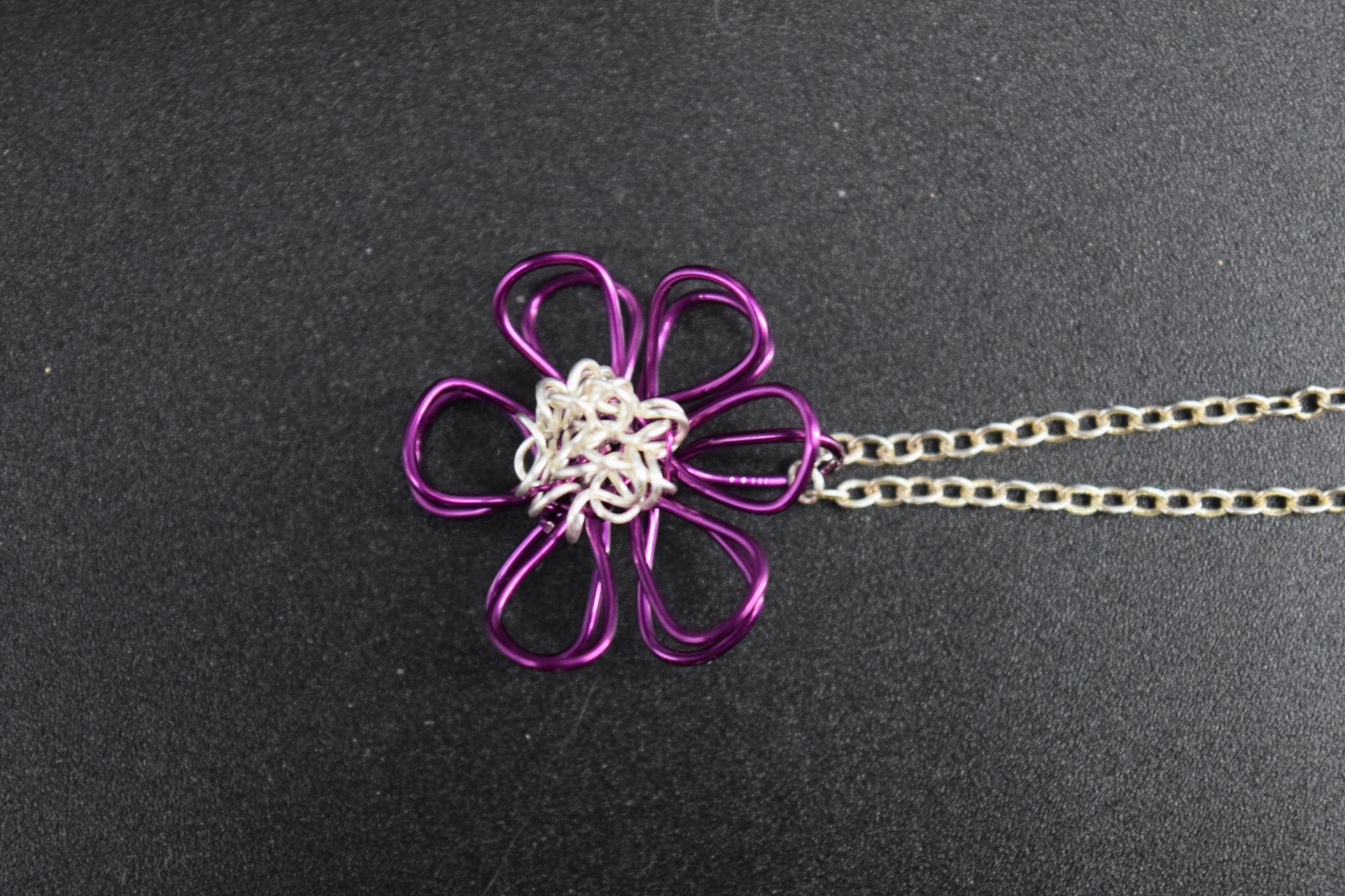 Mini Blossom Pendant-8