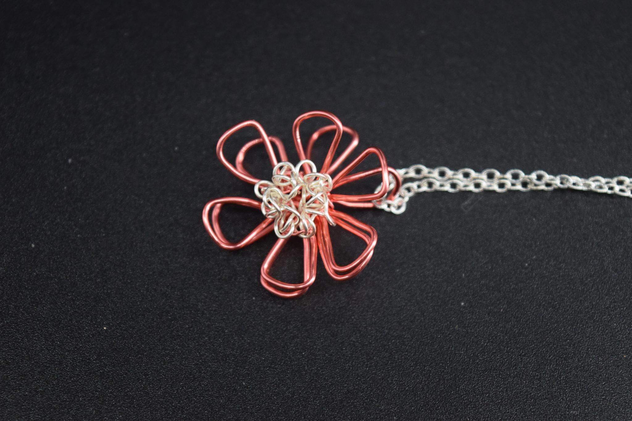 Mini Blossom Pendant-9