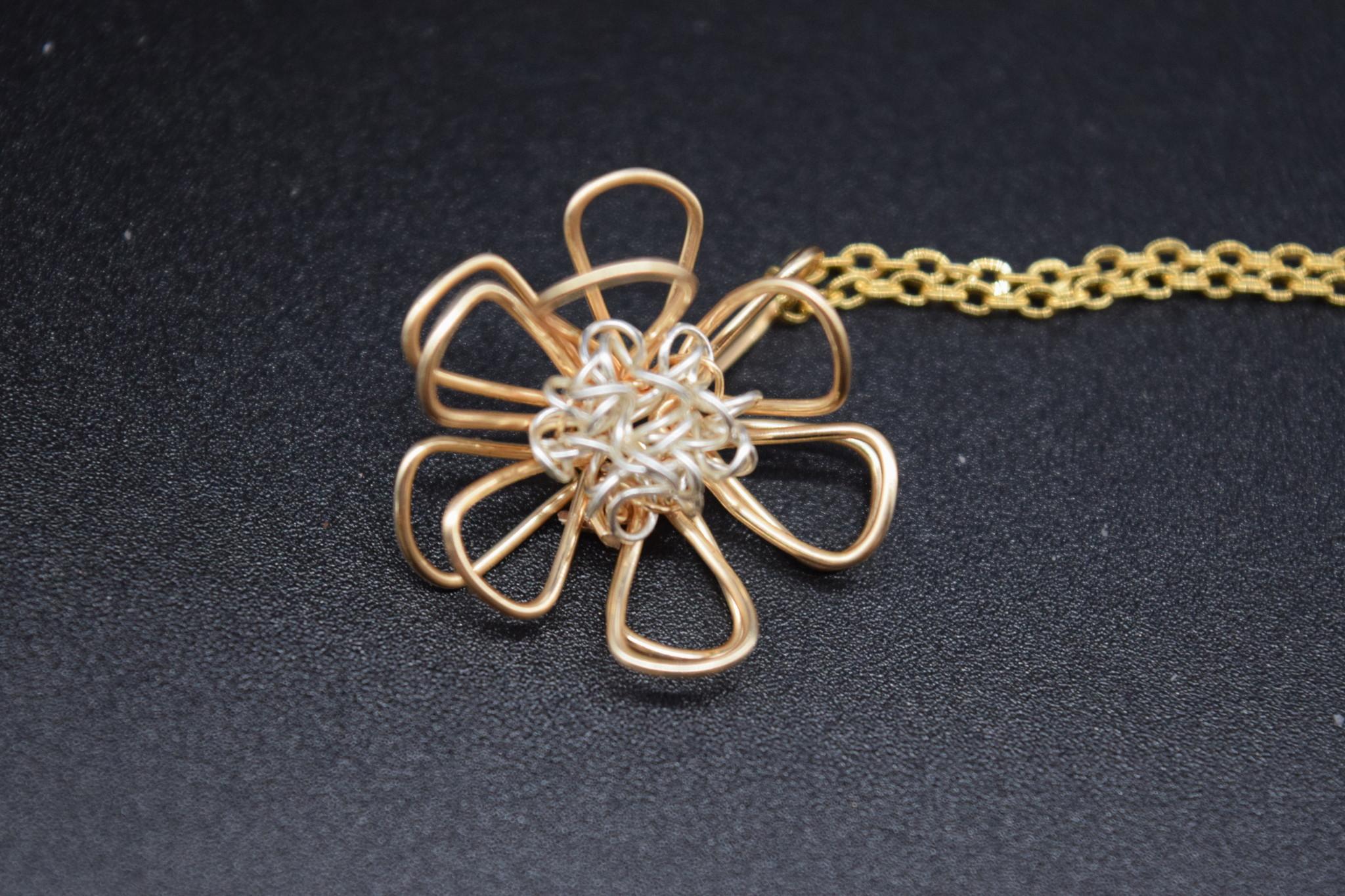 Mini Blossom Pendant-1