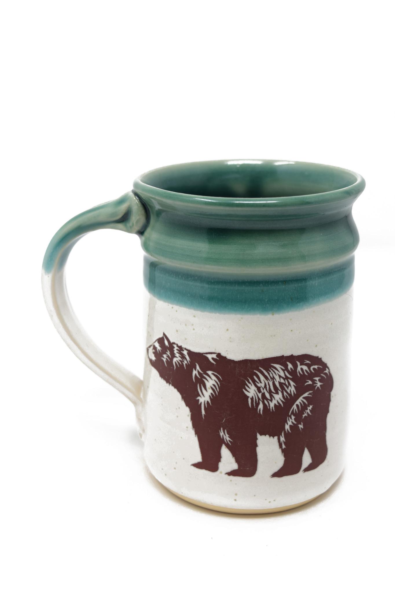 Black Bear Mug-2
