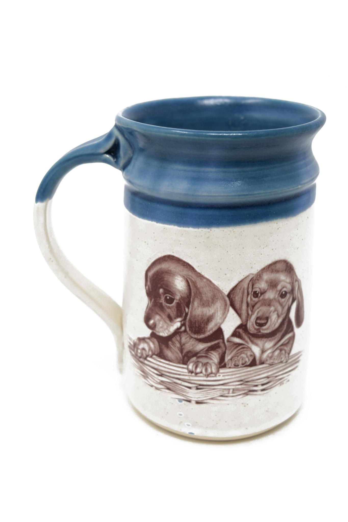 Dachsund Pup Mug-3
