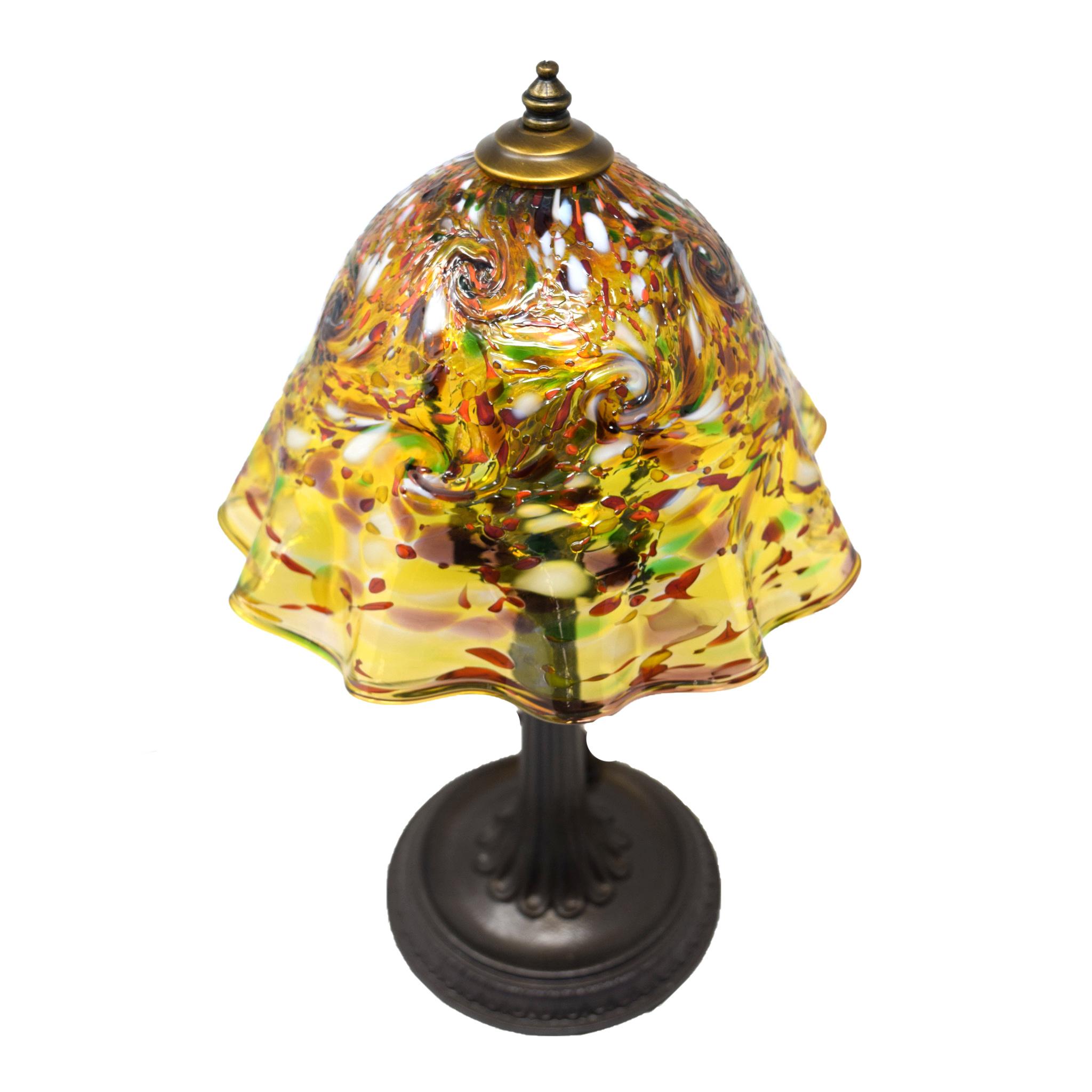 Mushroom Lamp-1