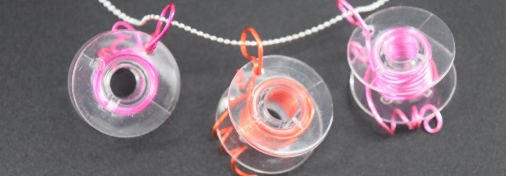Bobbin Necklace