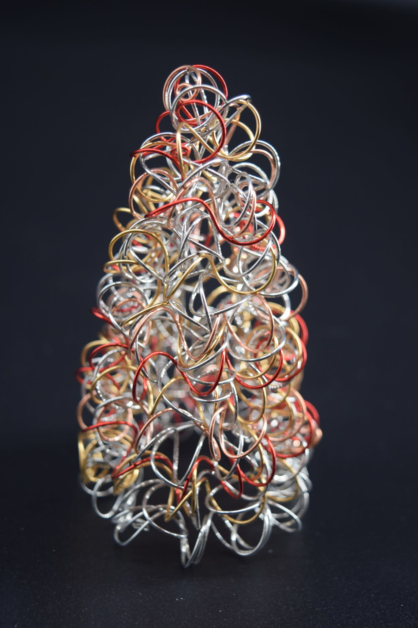 Springy Wire Tree-2