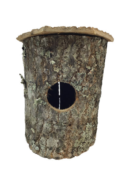 Large Bark Bird House
