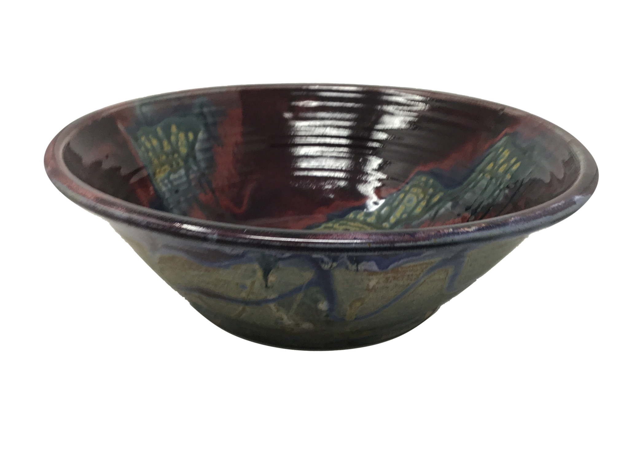Large Serving Bowl-2