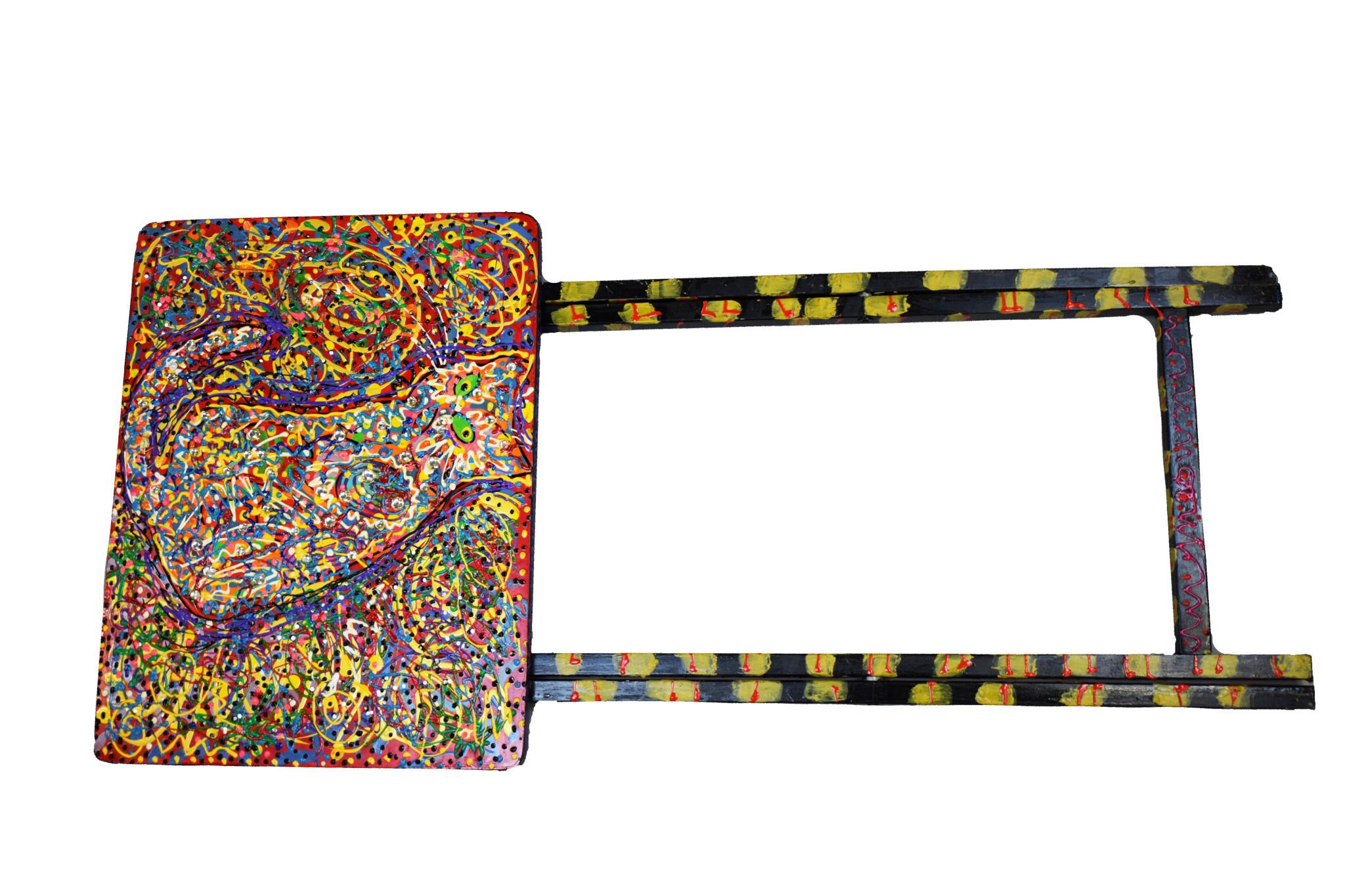 Side Folding Table-3