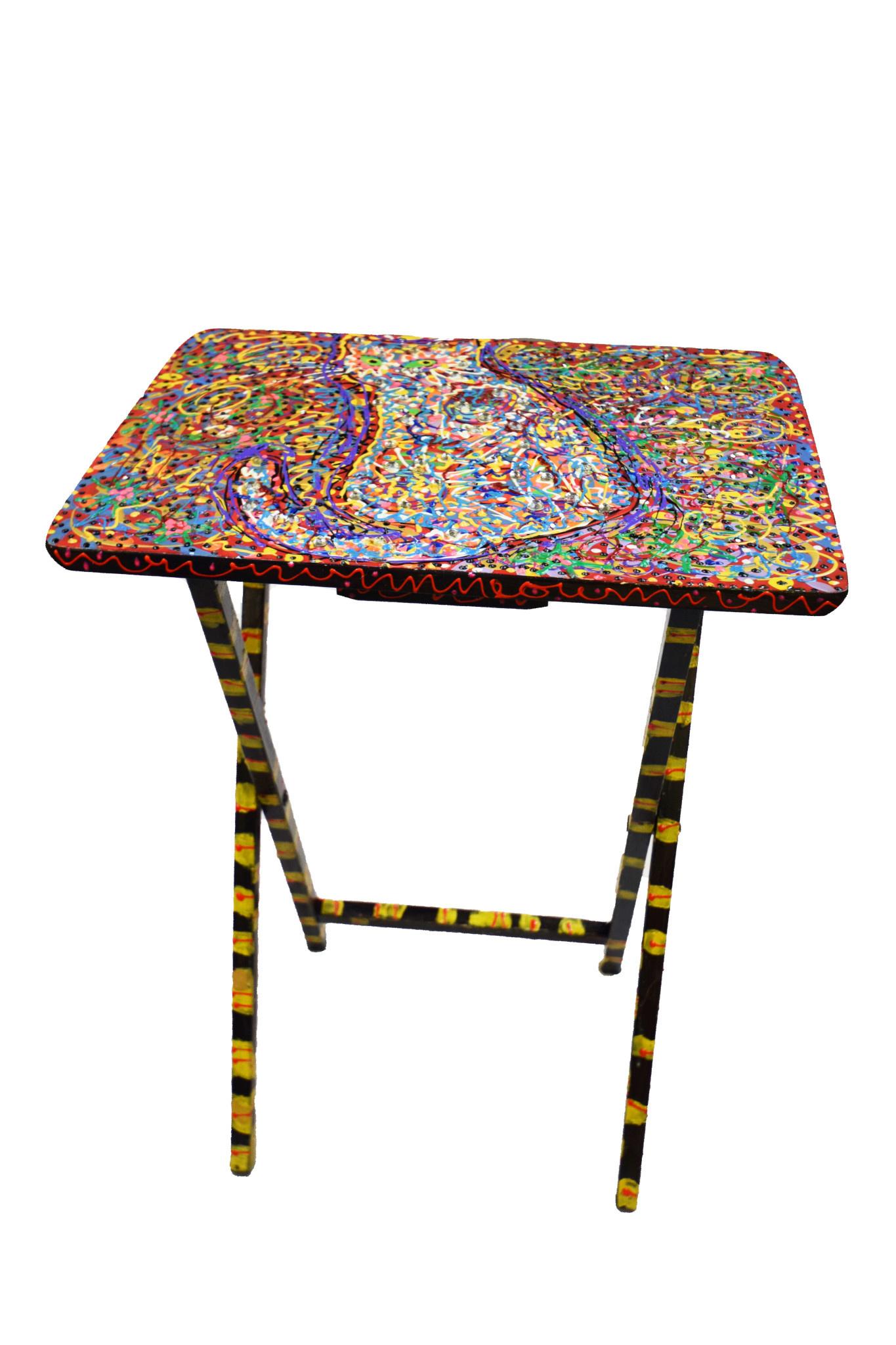Side Folding Table-2