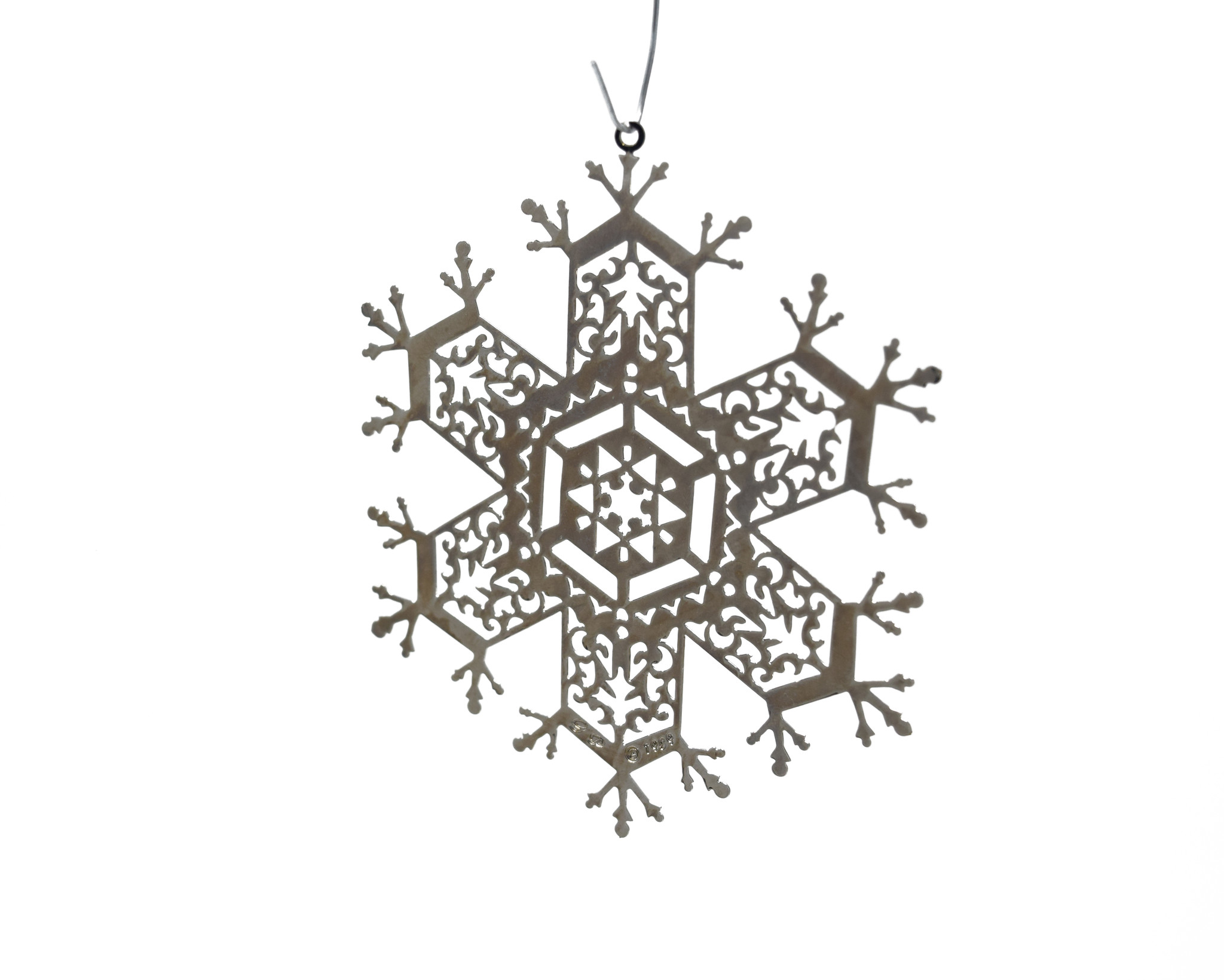 Snowflake Pierced-2