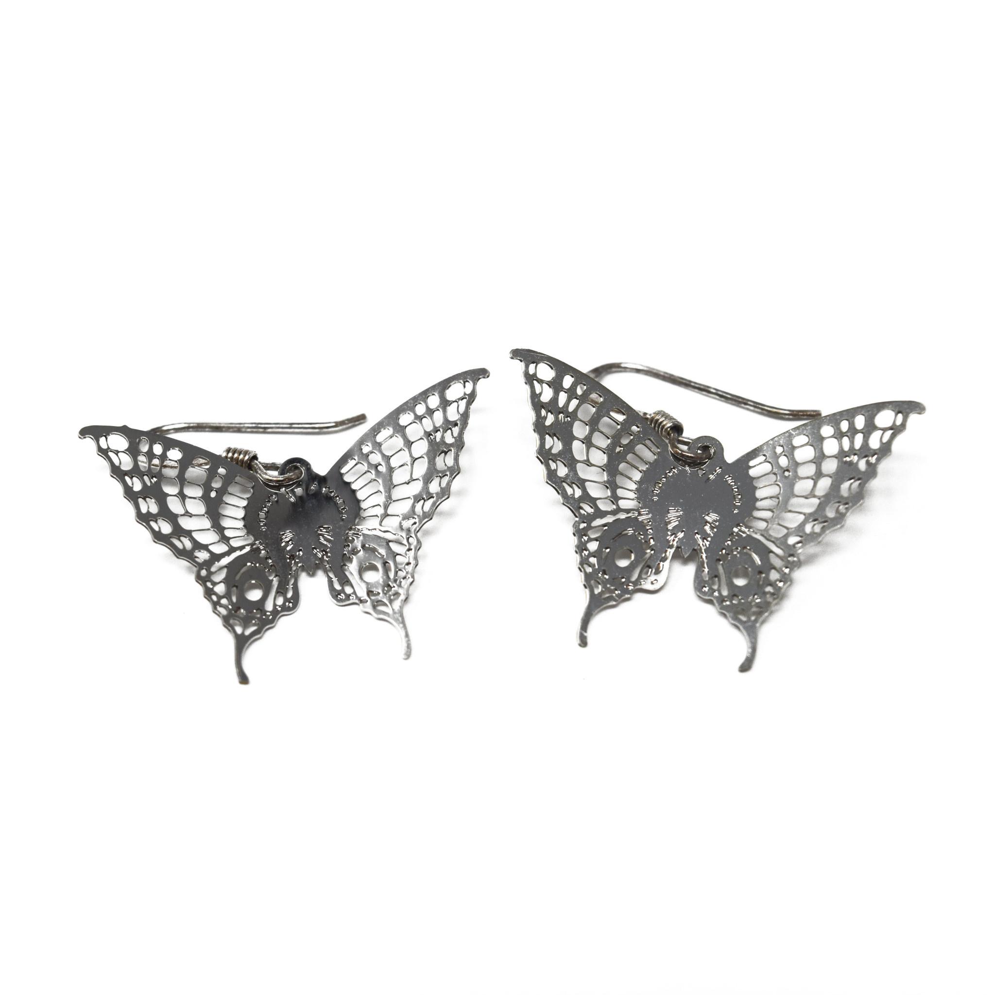 Butterfly Earring-1