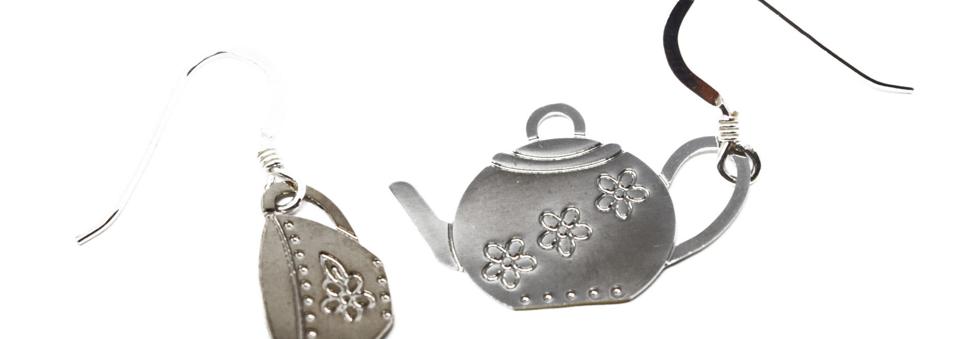 Tea for Two Earring