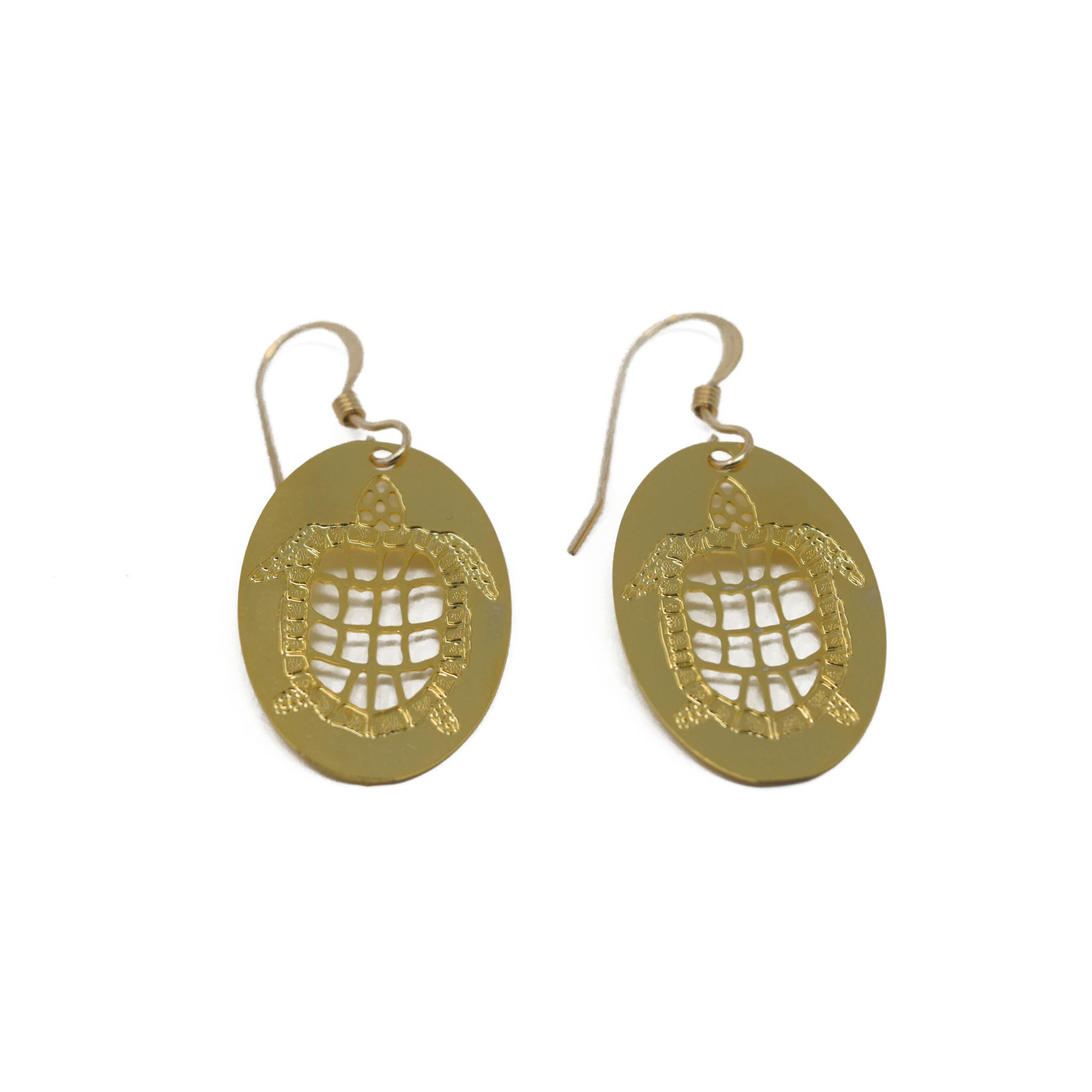 Turtle Earring-1