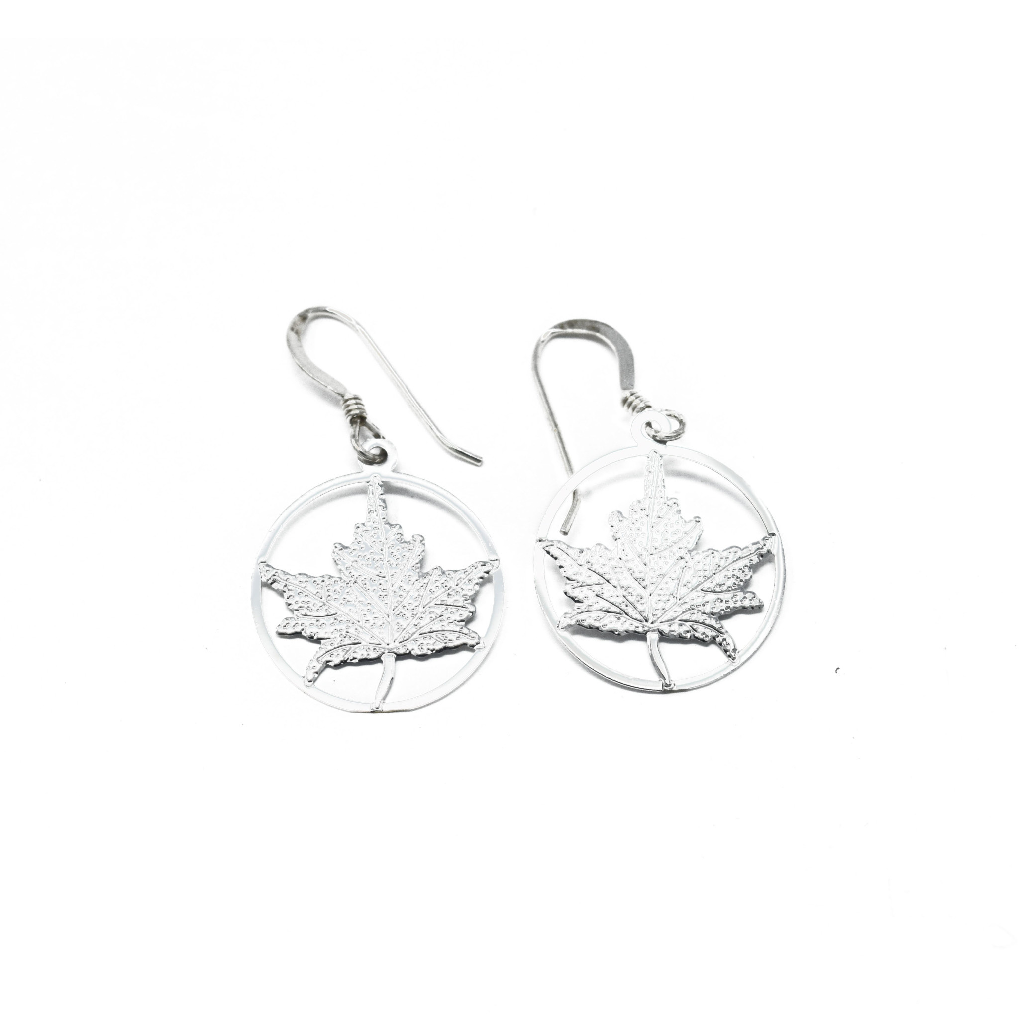 Maple Leaf Earring-1