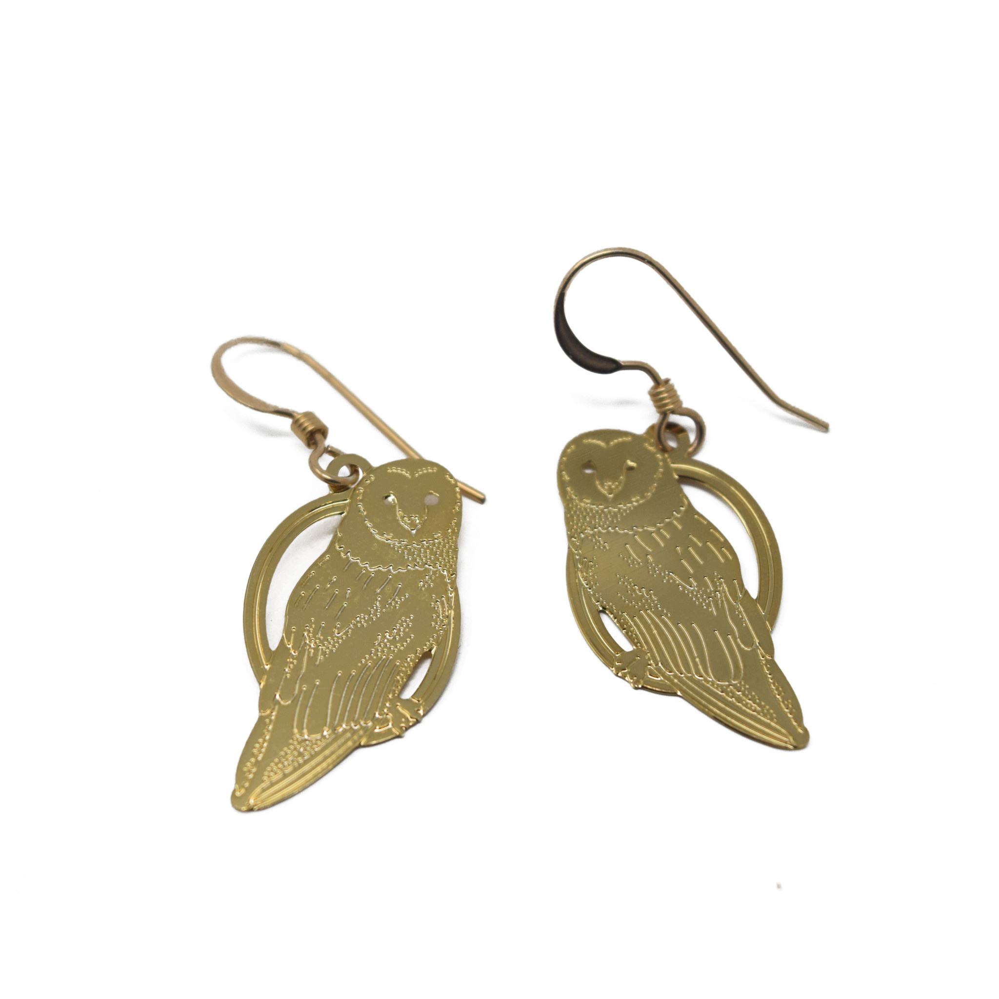Hoot Owl Earring-1