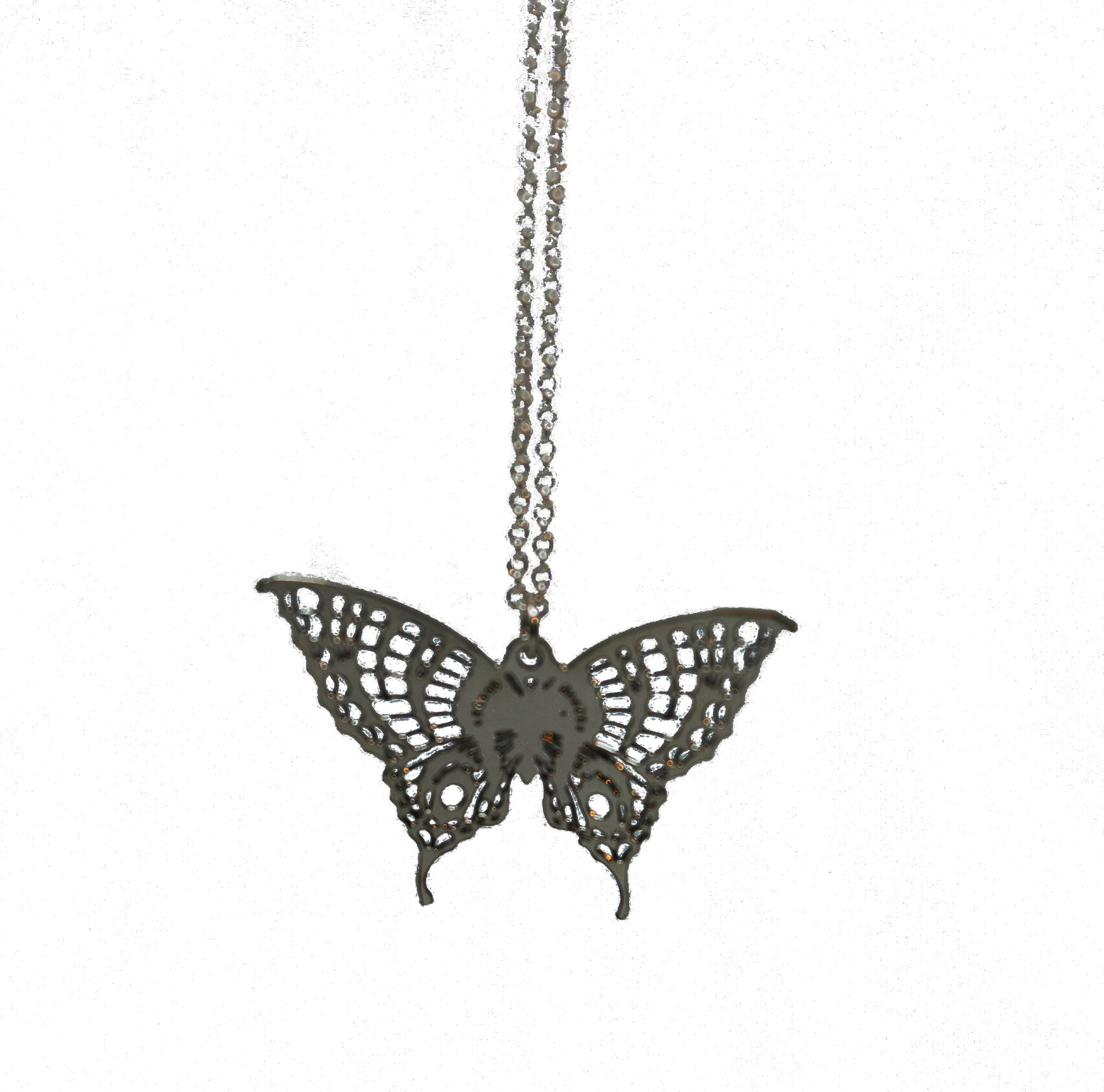 Butterfly Necklace-2