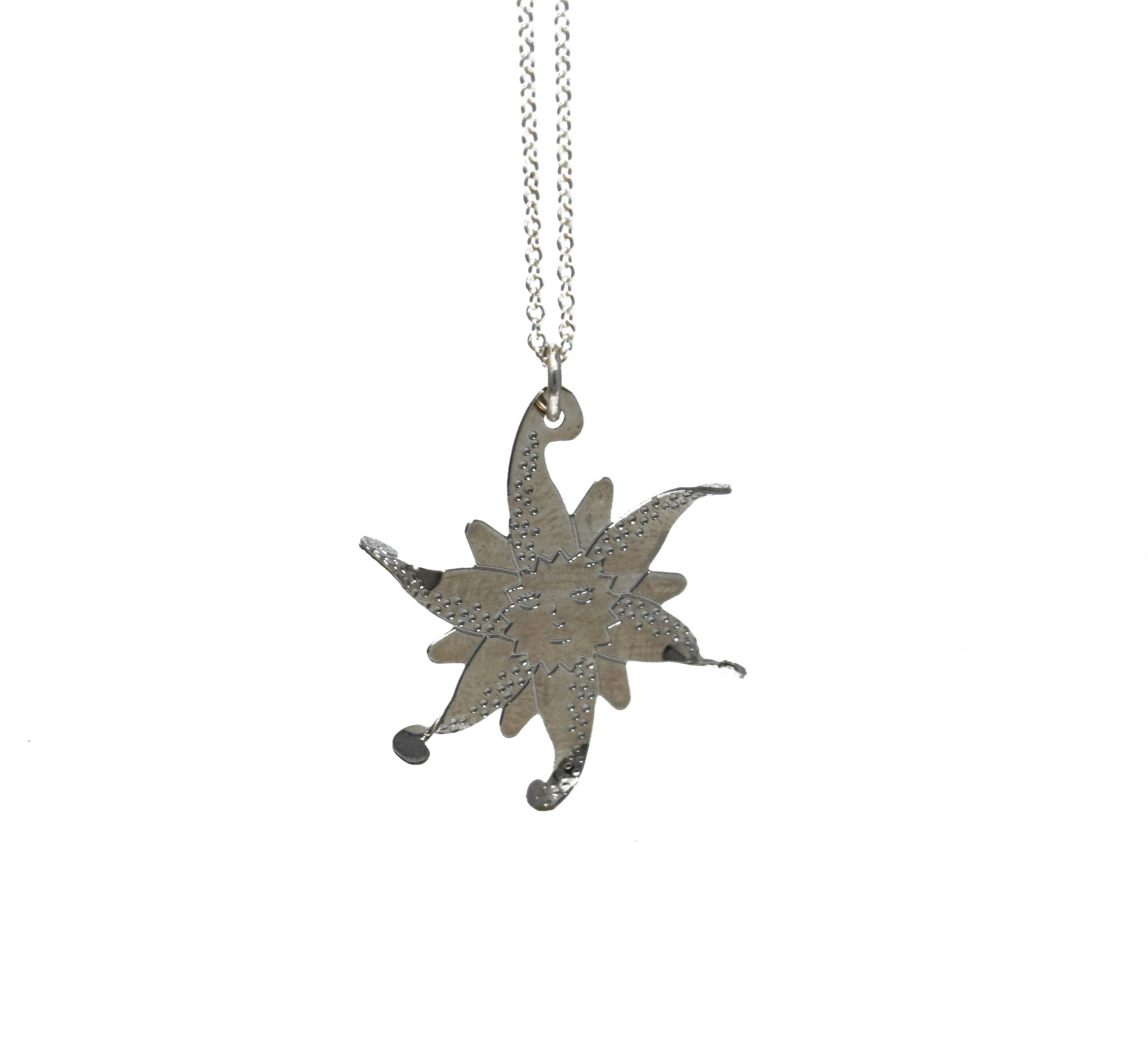 Sunburst Necklace-1