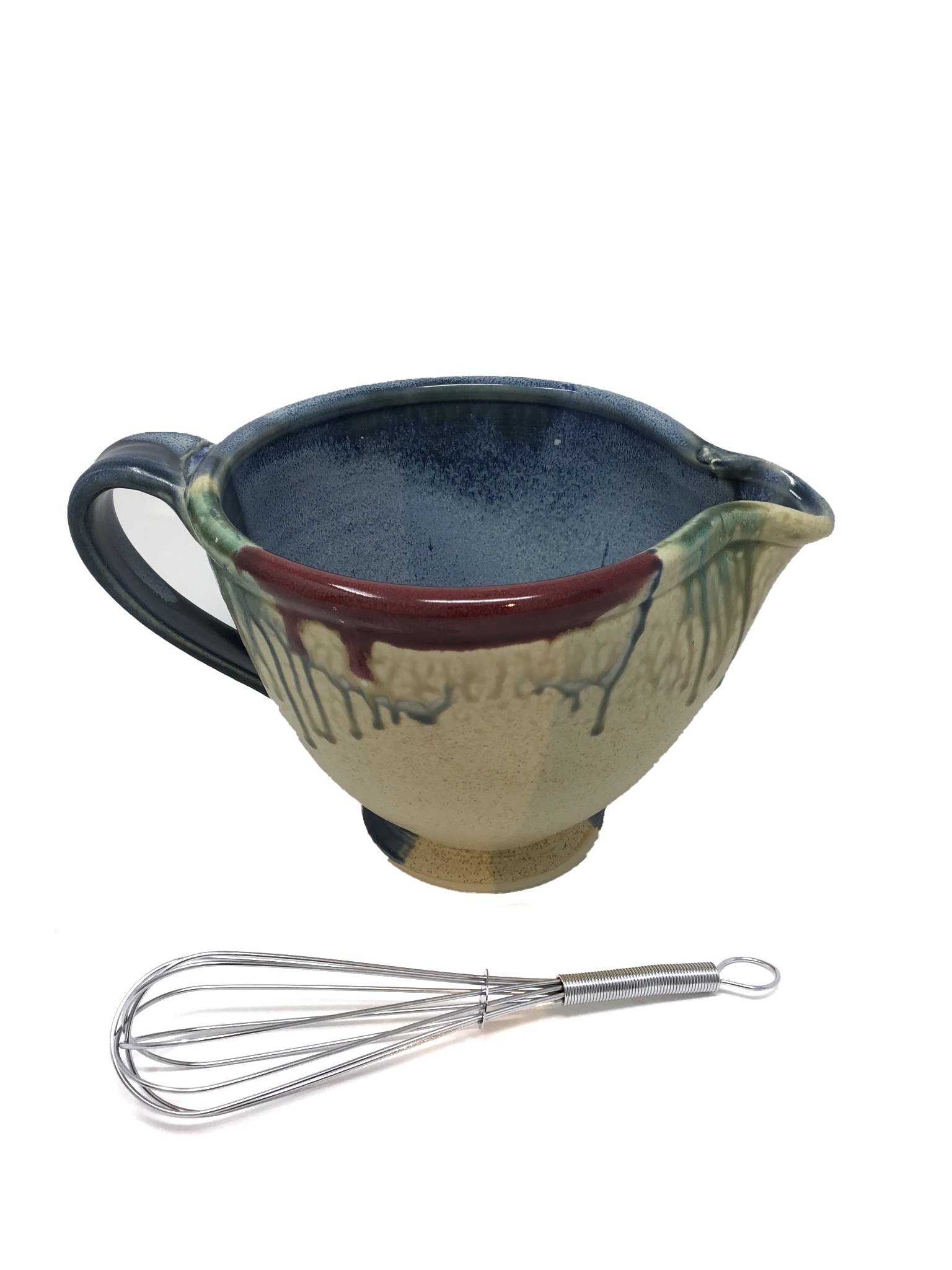 Mixing Bowl with Whisk-4