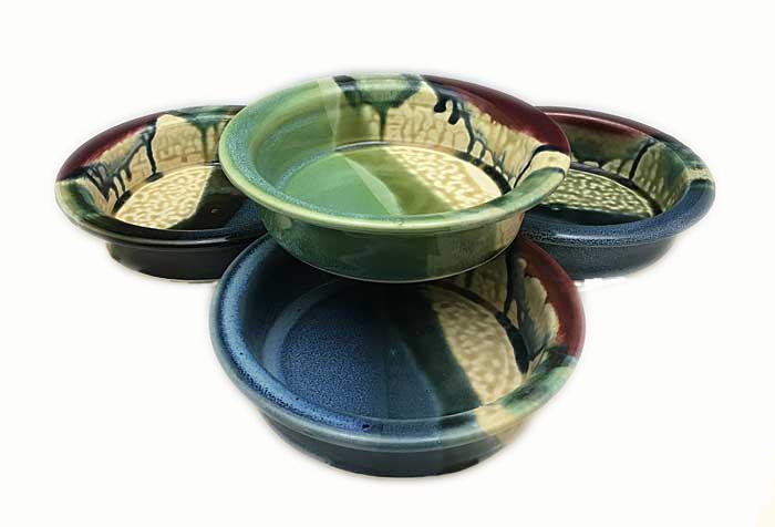 Wine Coaster/Salsa Bowl-2