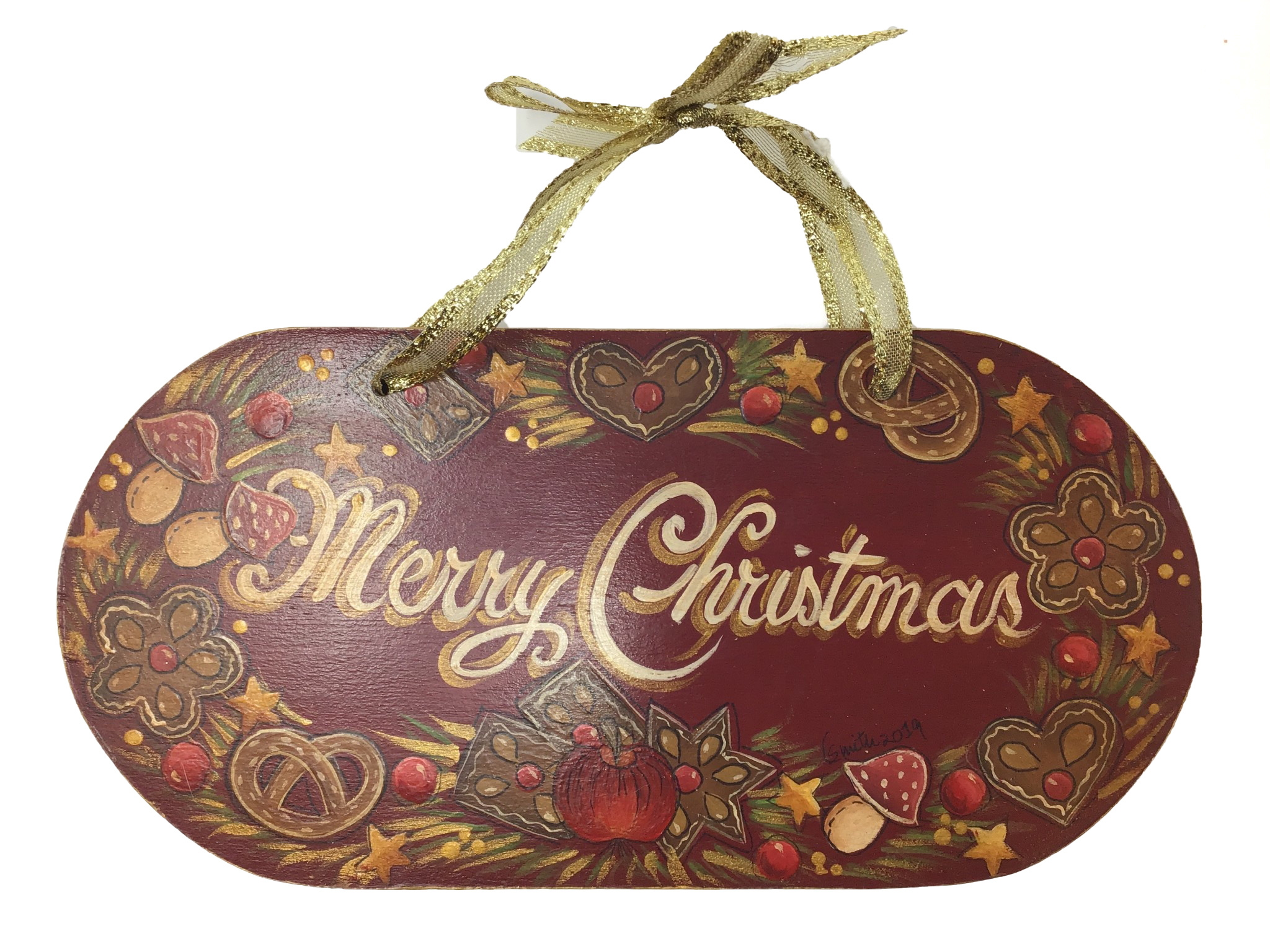 Welcome signs, Christmas-3
