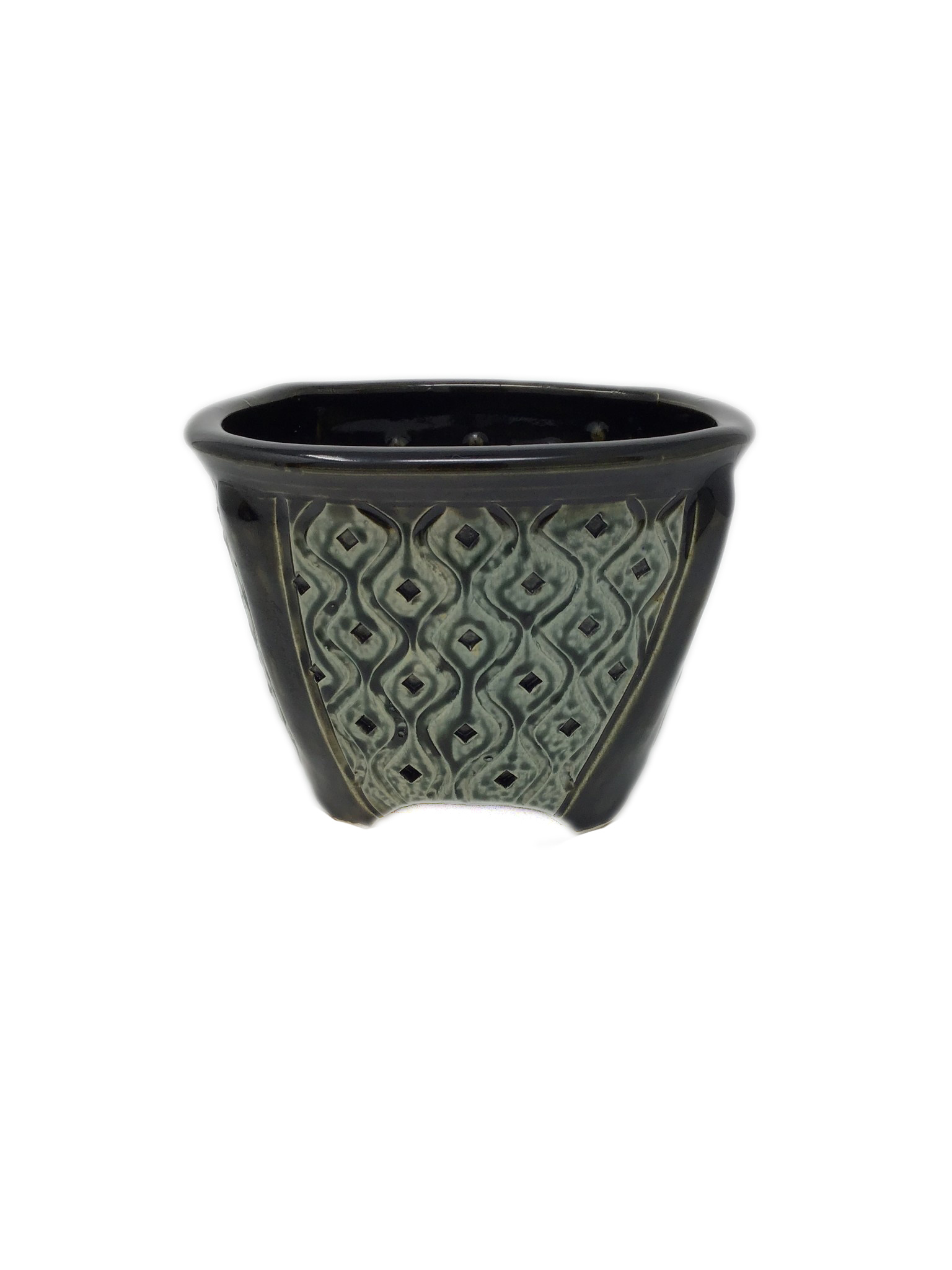 square bowl with feet-3