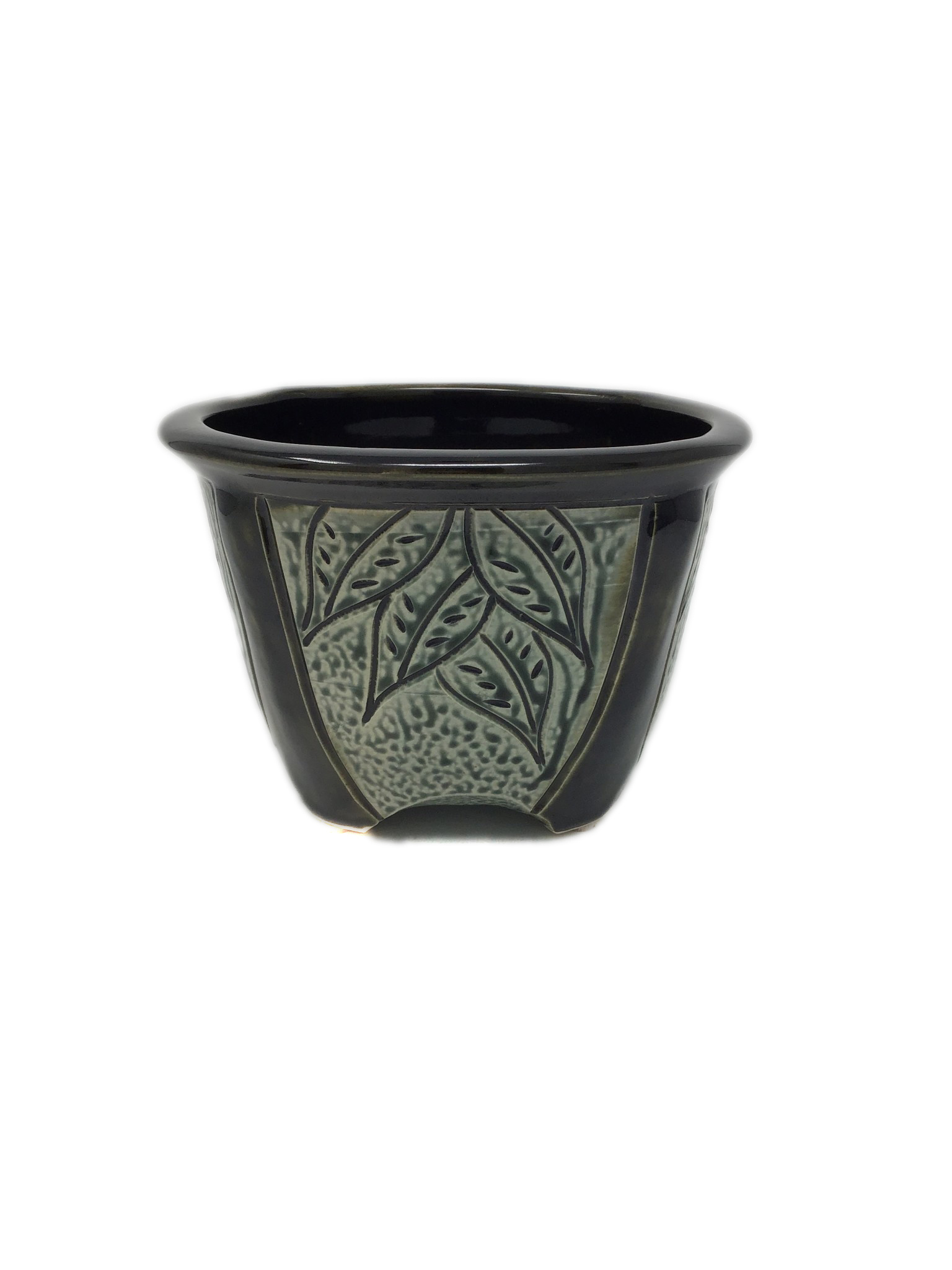 square bowl with feet-1