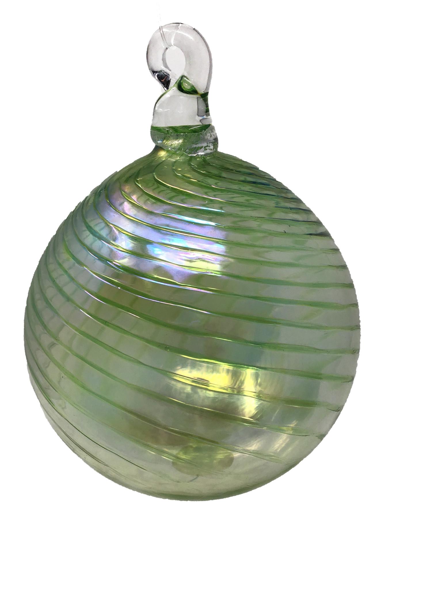 Transparent Optic Ornament-1