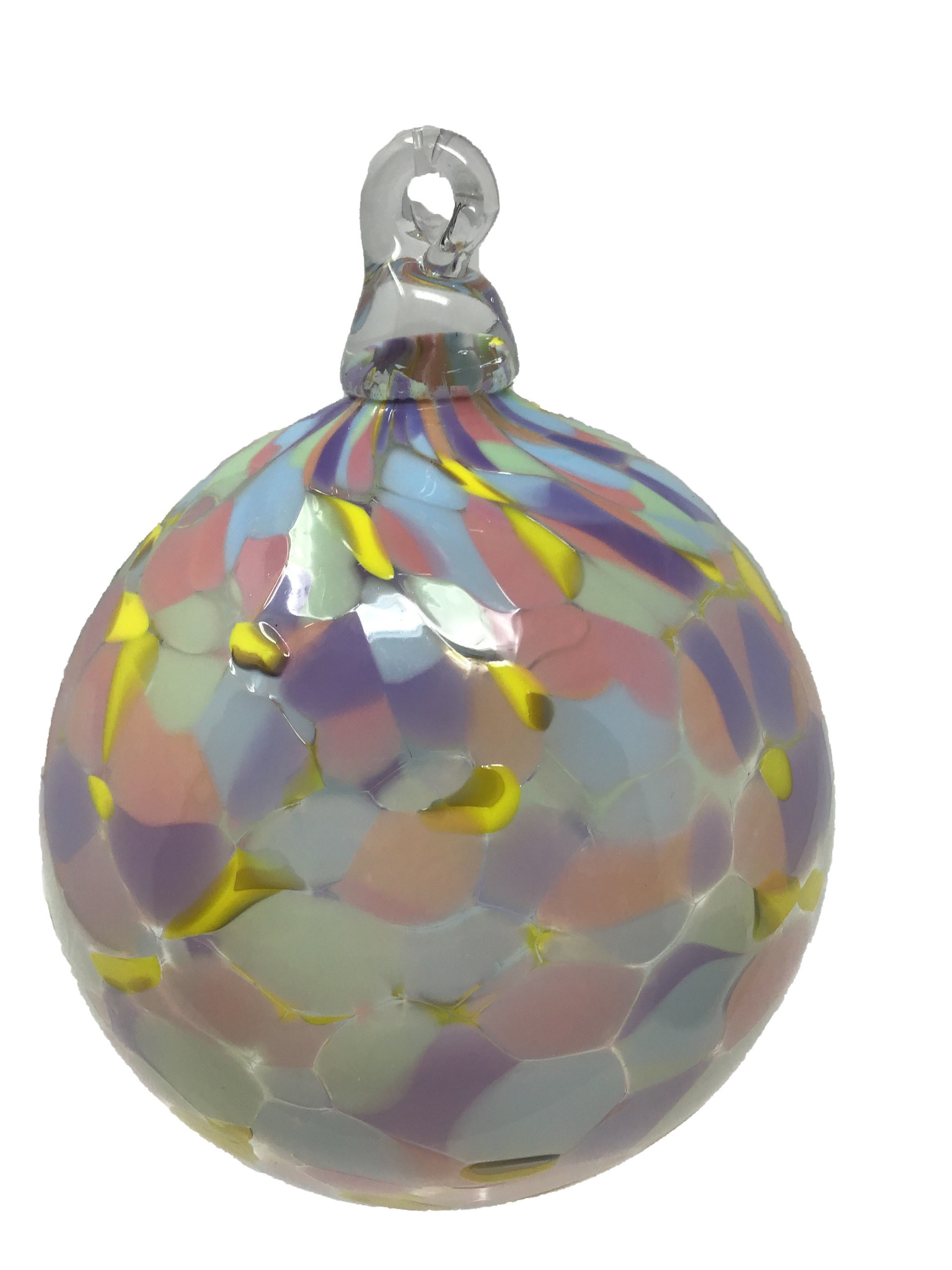 Pastel Petals Ornament-1