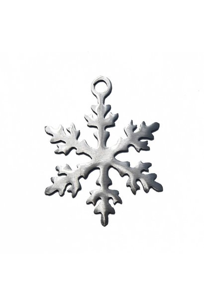 Traditional Snowflake Ornament