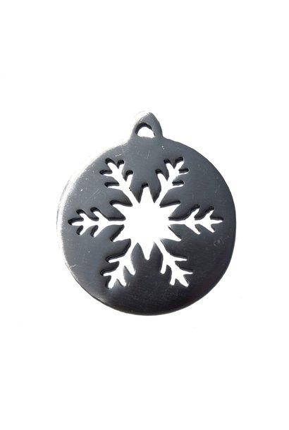 Snowflake Ball Orn