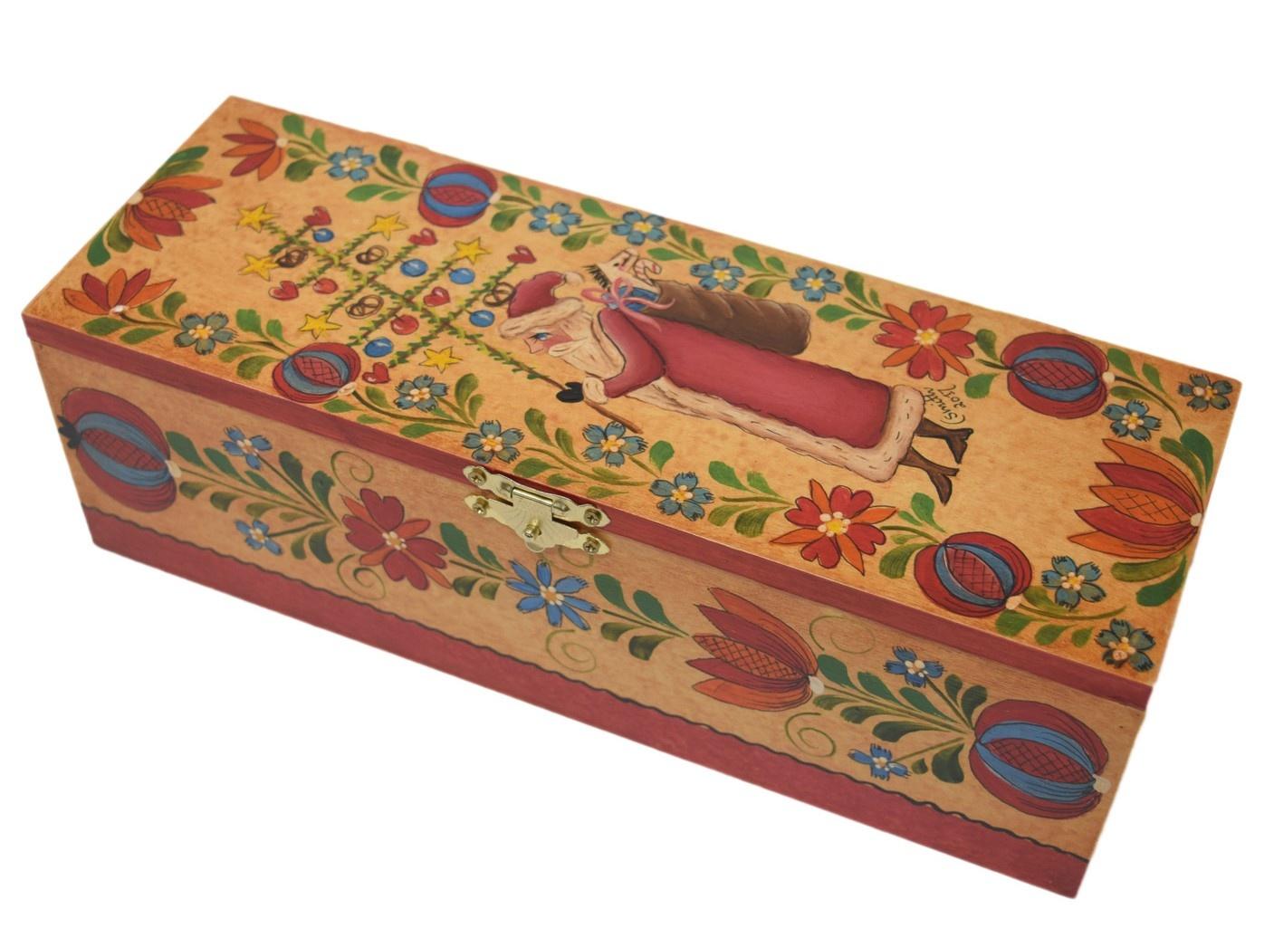 Santa Box-1
