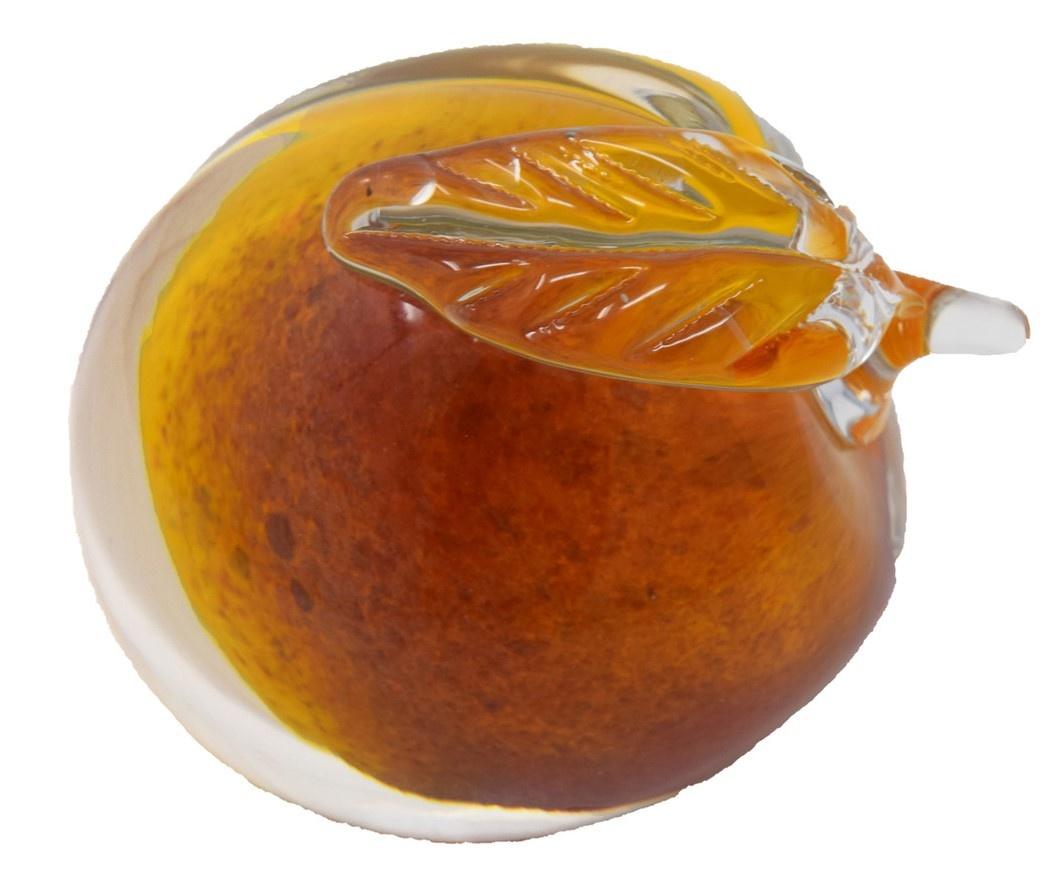 Peach Paperweight-1