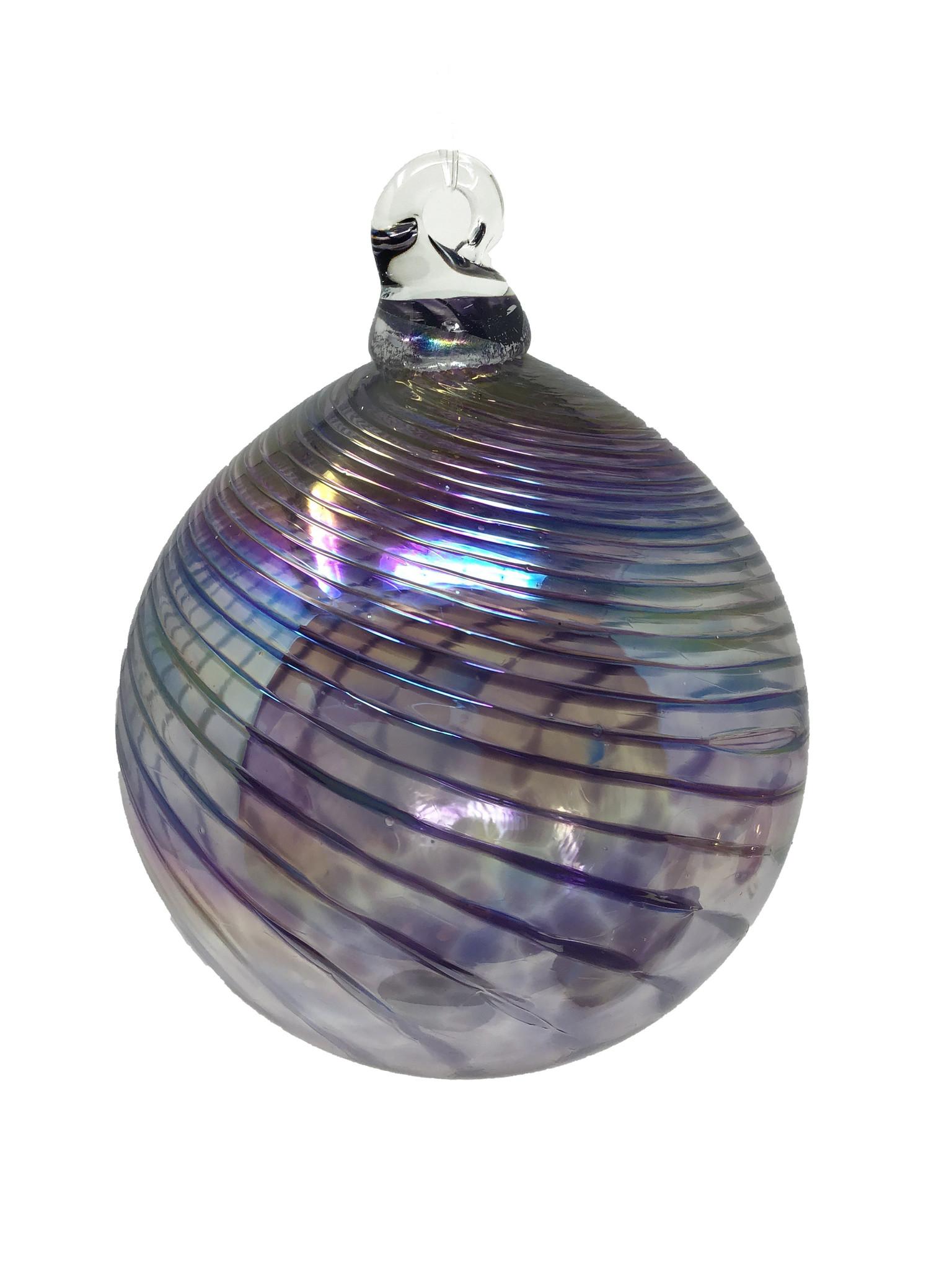 Transparent Optic Ornament-3