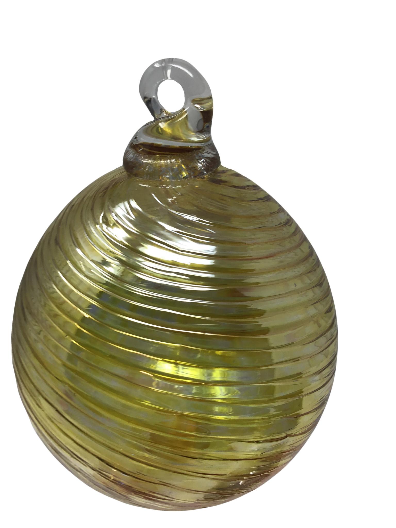 Transparent Optic Ornament-2