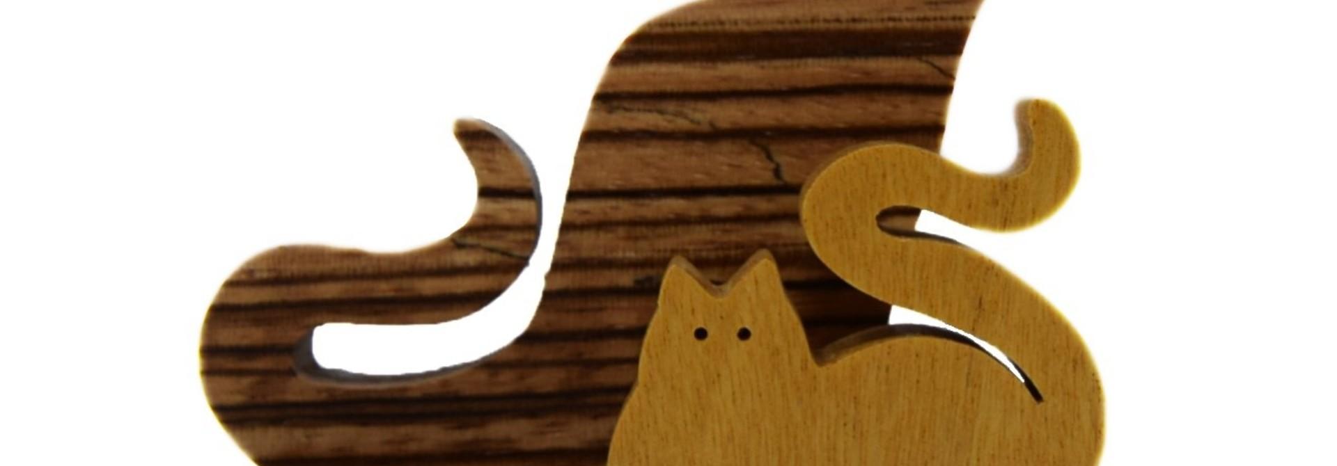 2 Figure Cats