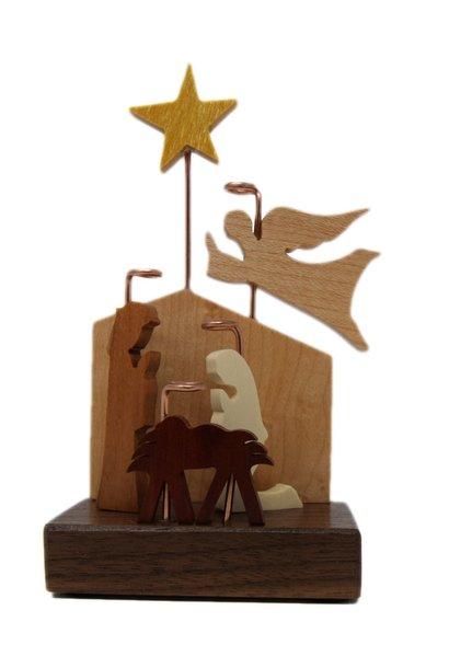 6 Figure Mini Nativity