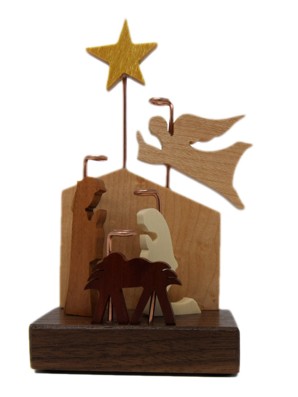 6 Figure Mini Nativity-1
