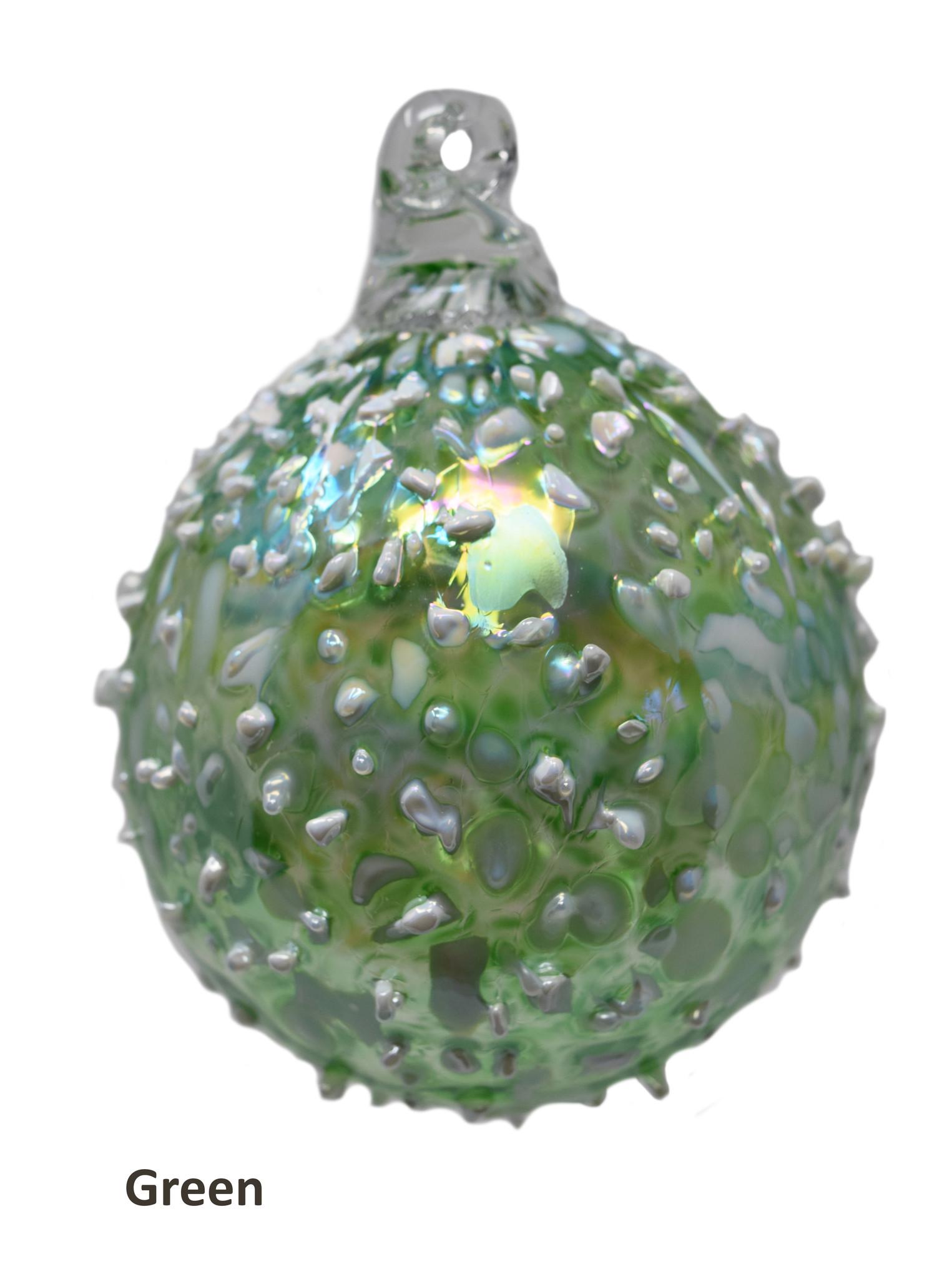 Snowball Ornament-3