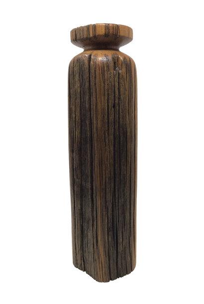 Large Bottle Candlestick Vase