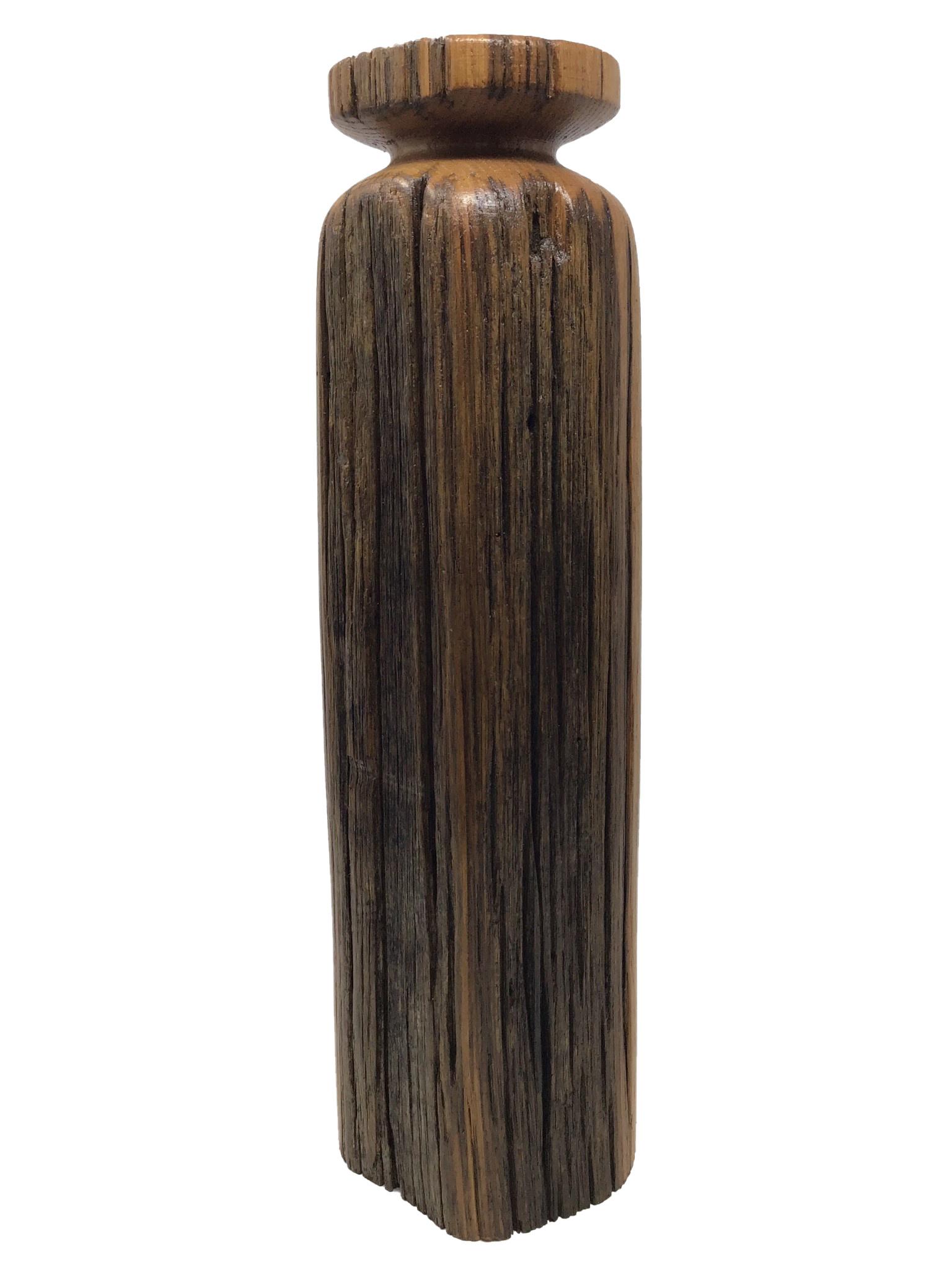 Large Bottle Candlestick Vase-1