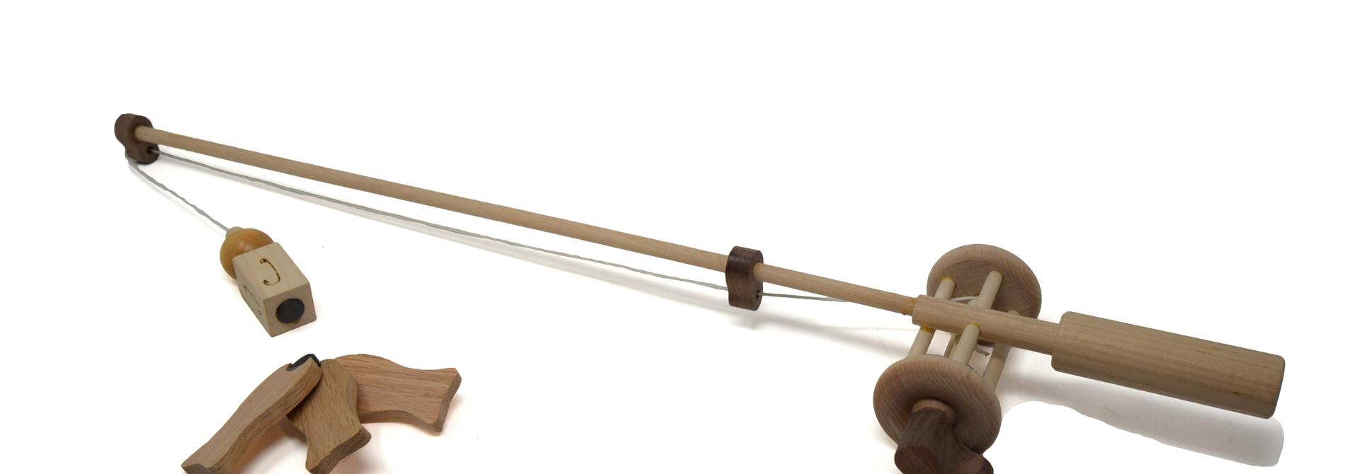 Fishing Pole Toy