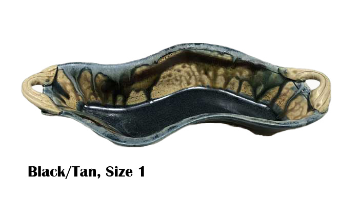 Wave Tray with Handle-1